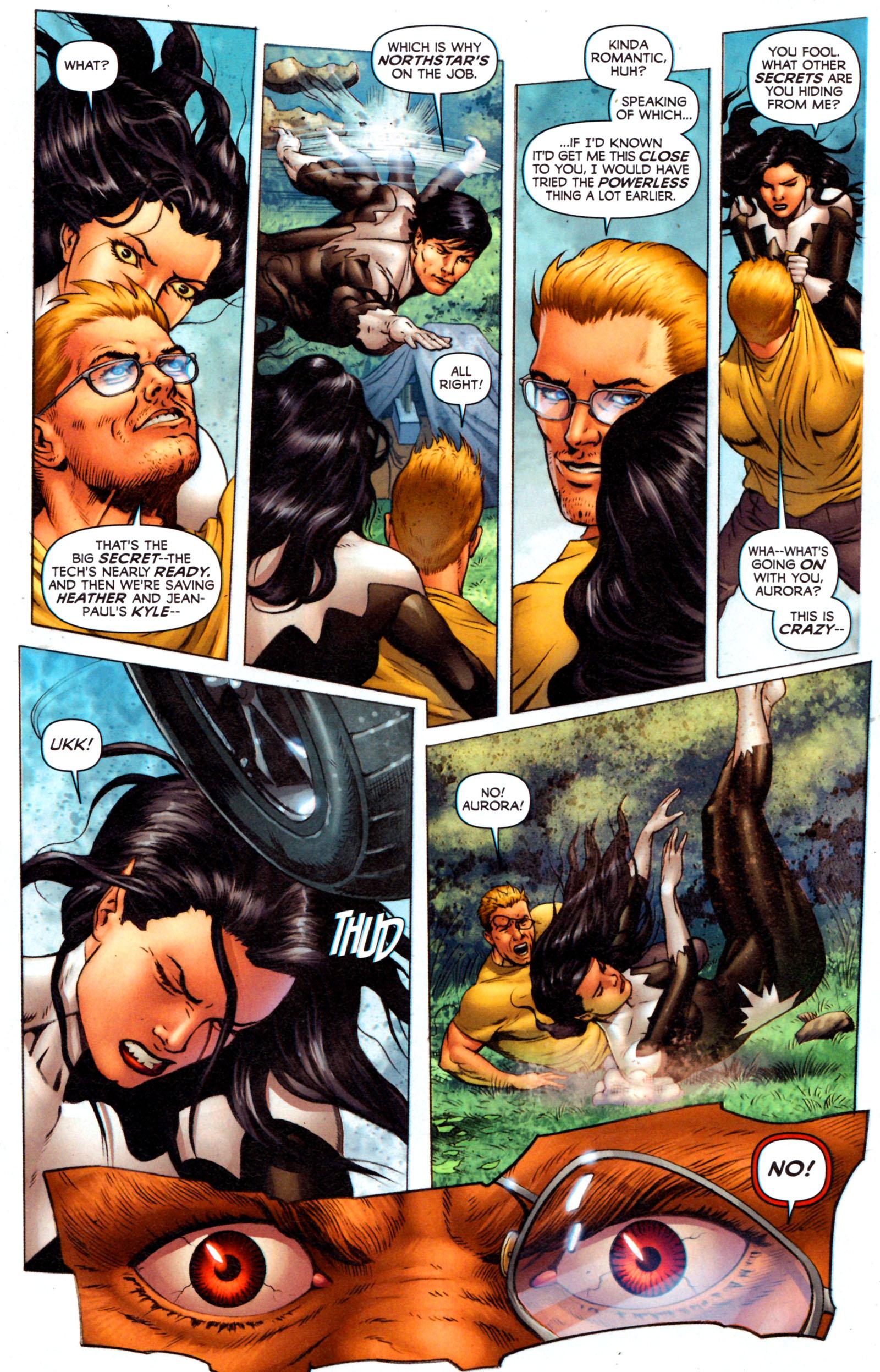 Read online Alpha Flight (2011) comic -  Issue #7 - 11