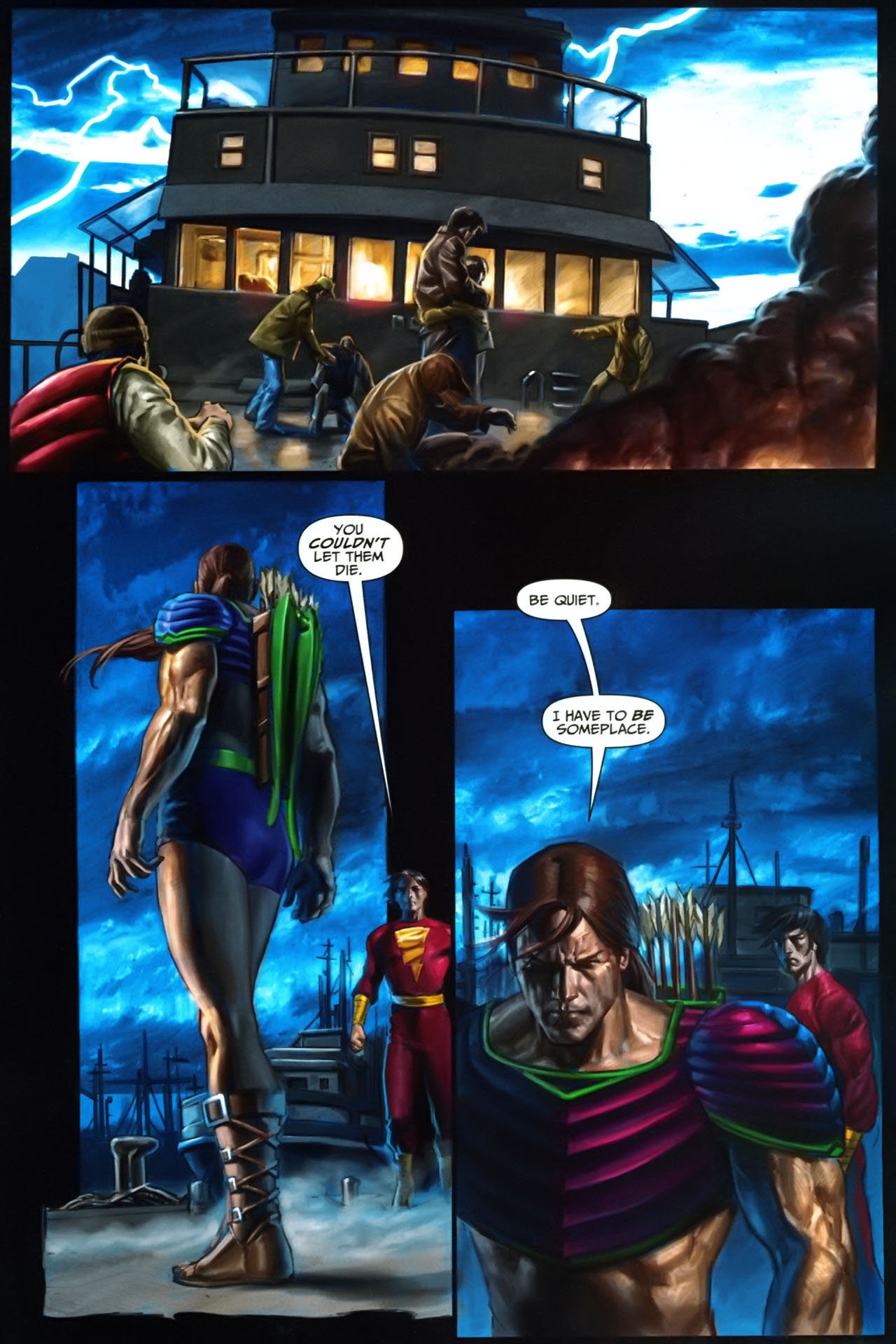 Read online Trials of Shazam comic -  Issue #9 - 17