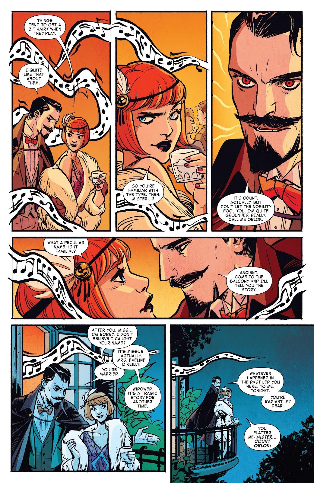 Read online Bizarre Adventures (2019) comic -  Issue # Full - 25
