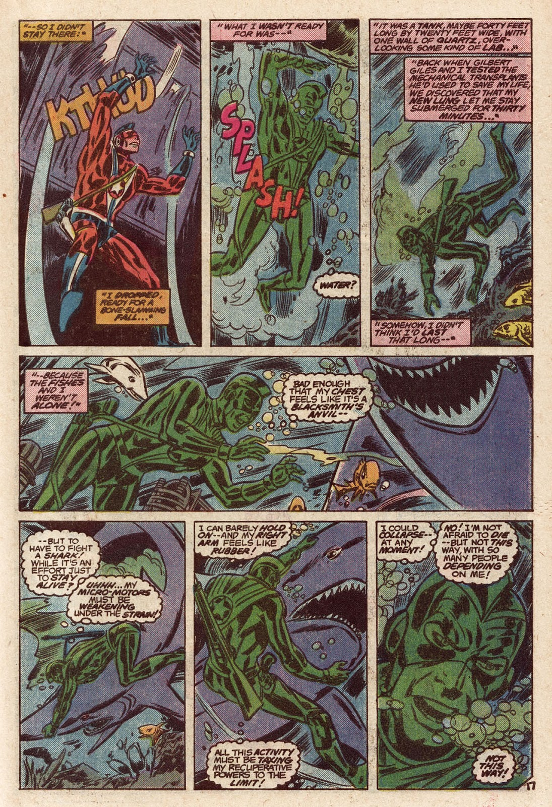 Steel, The Indestructible Man issue 5 - Page 26