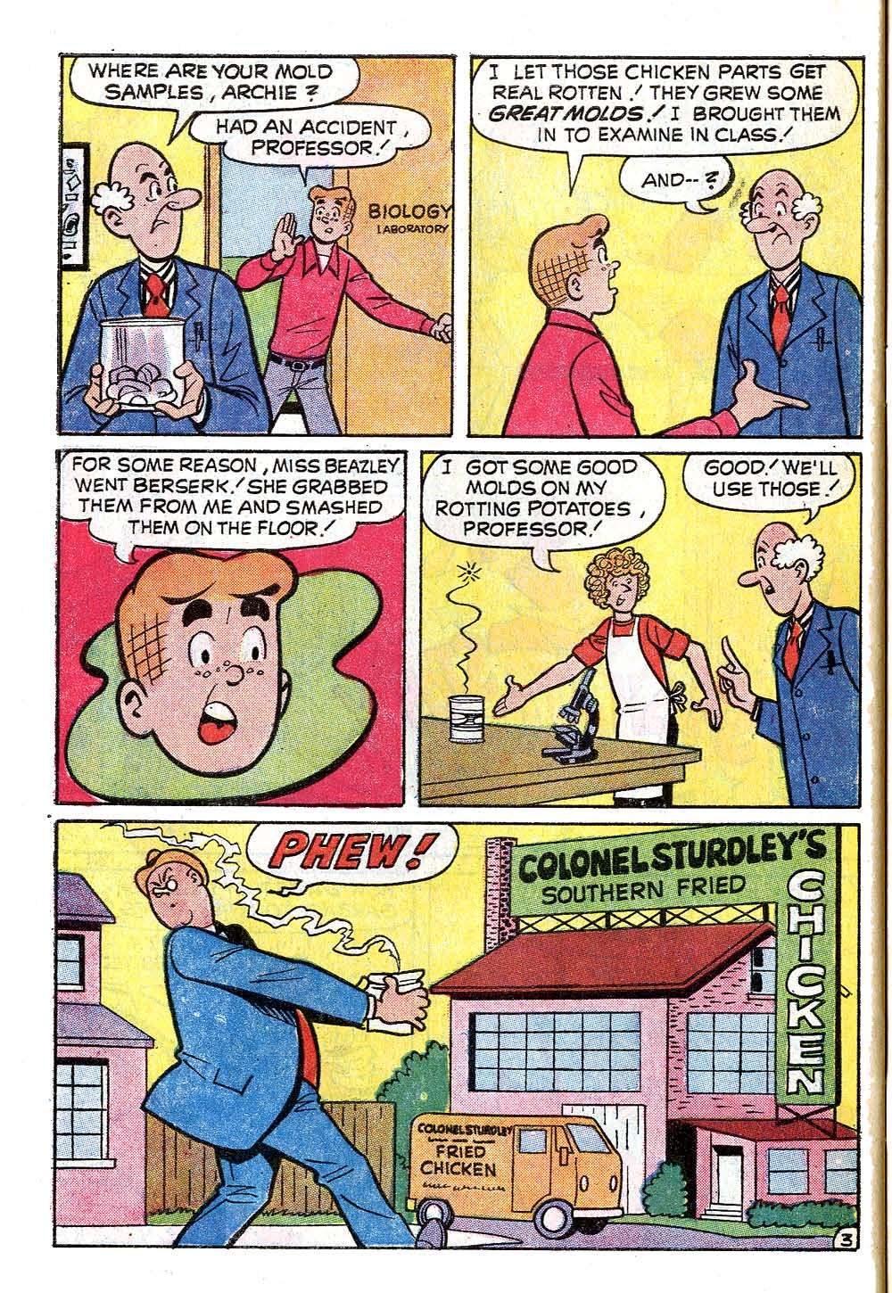 Read online Archie (1960) comic -  Issue #231 - 30