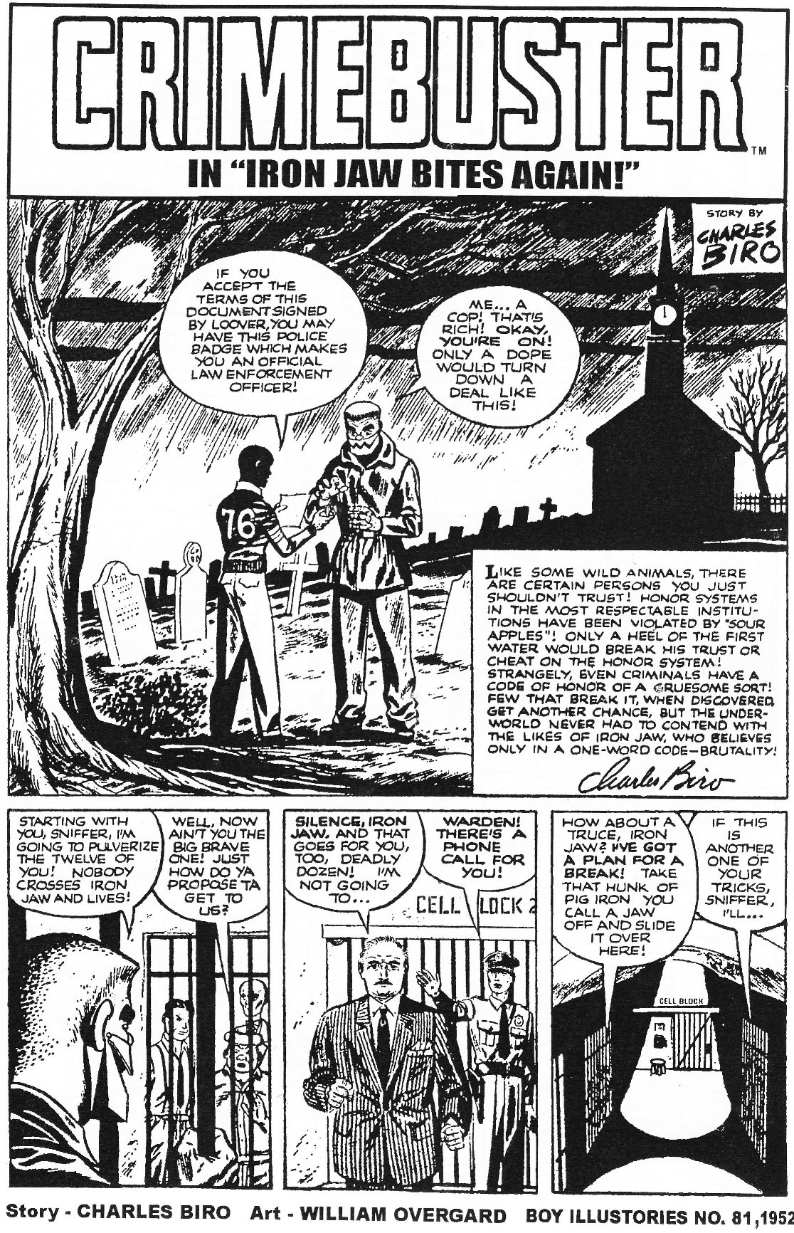 Read online Men of Mystery Comics comic -  Issue #70 - 35