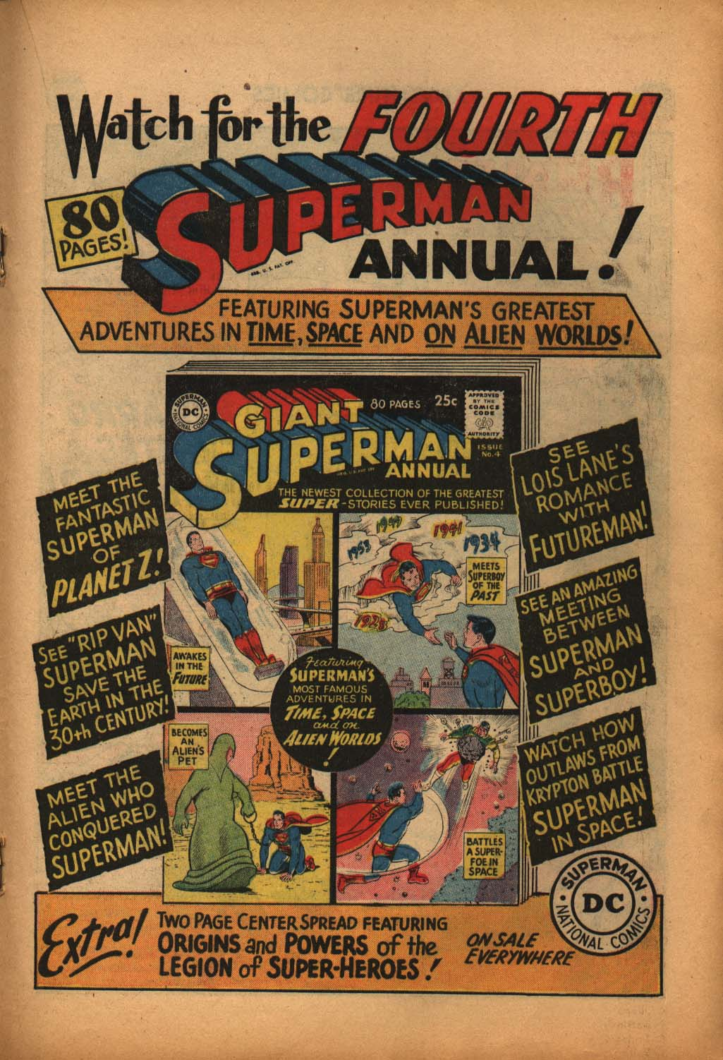 Read online Adventure Comics (1938) comic -  Issue #292 - 19