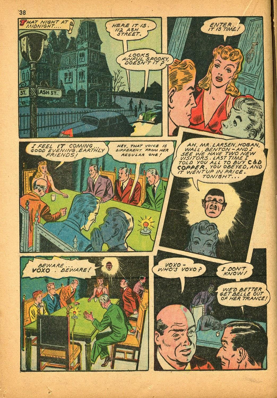 Read online Super-Magician Comics comic -  Issue #9 - 37