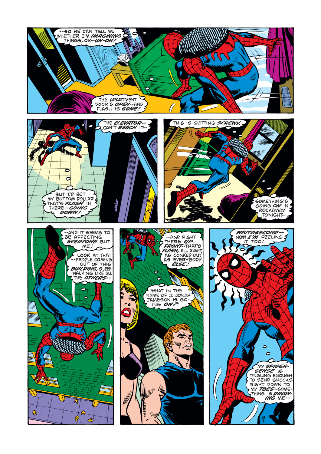 The Amazing Spider-Man (1963) 138 Page 8
