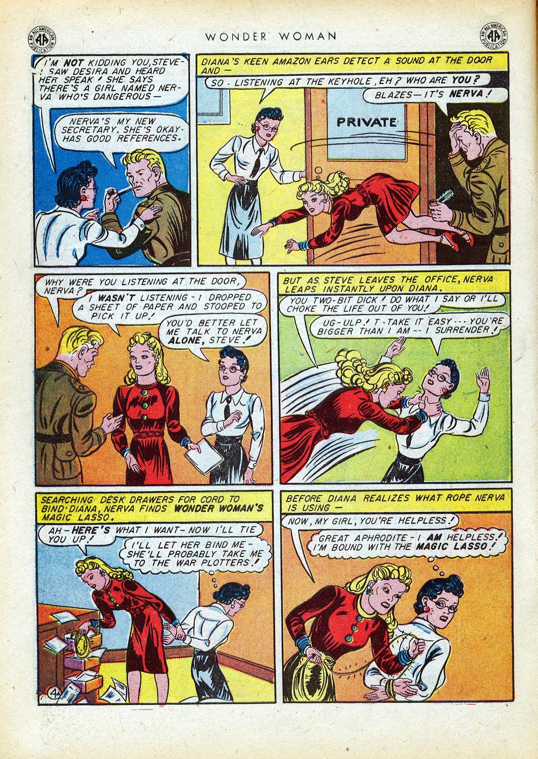 Read online Wonder Woman (1942) comic -  Issue #12 - 6