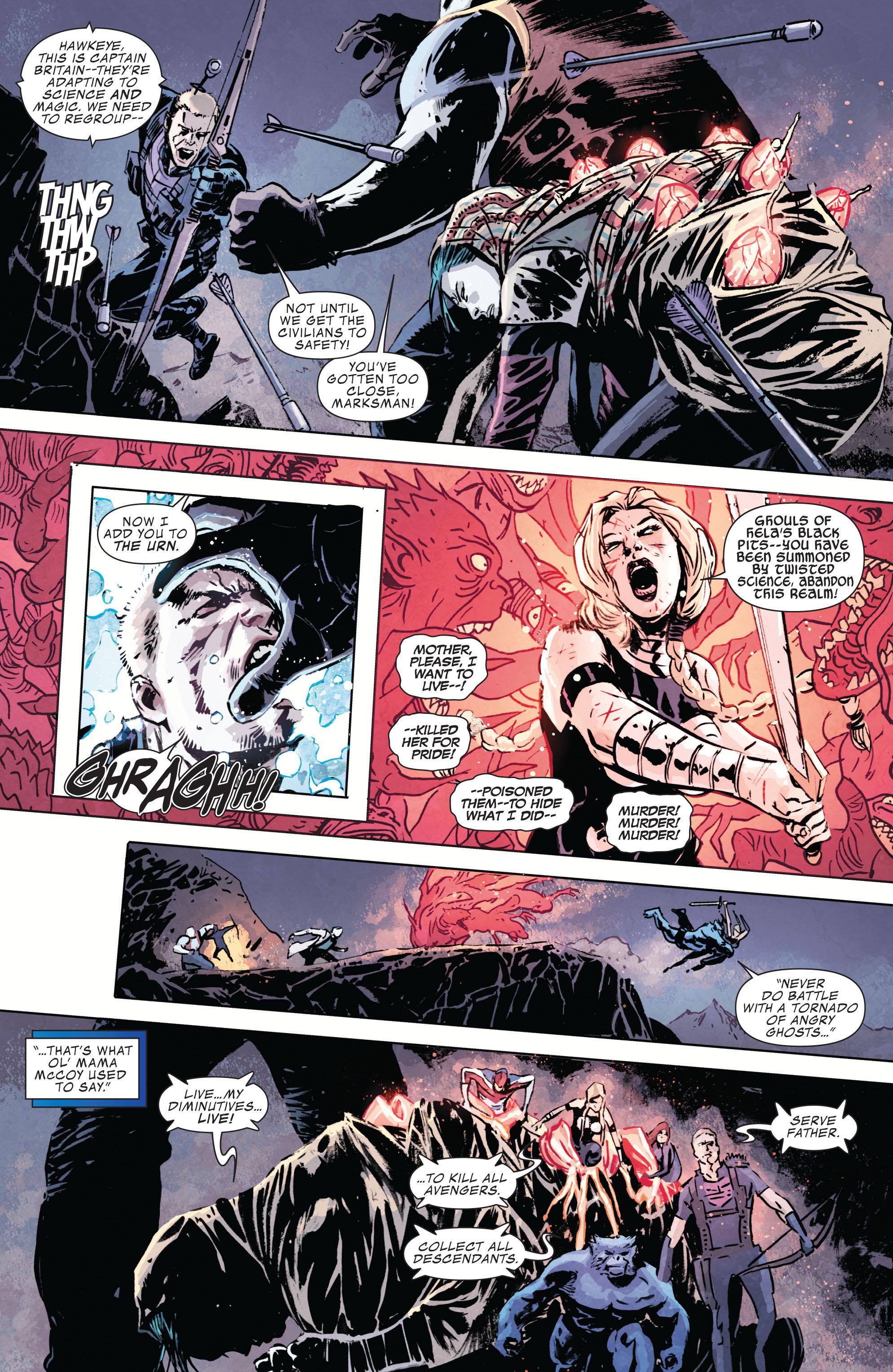 Read online Secret Avengers (2010) comic -  Issue #22 - 18
