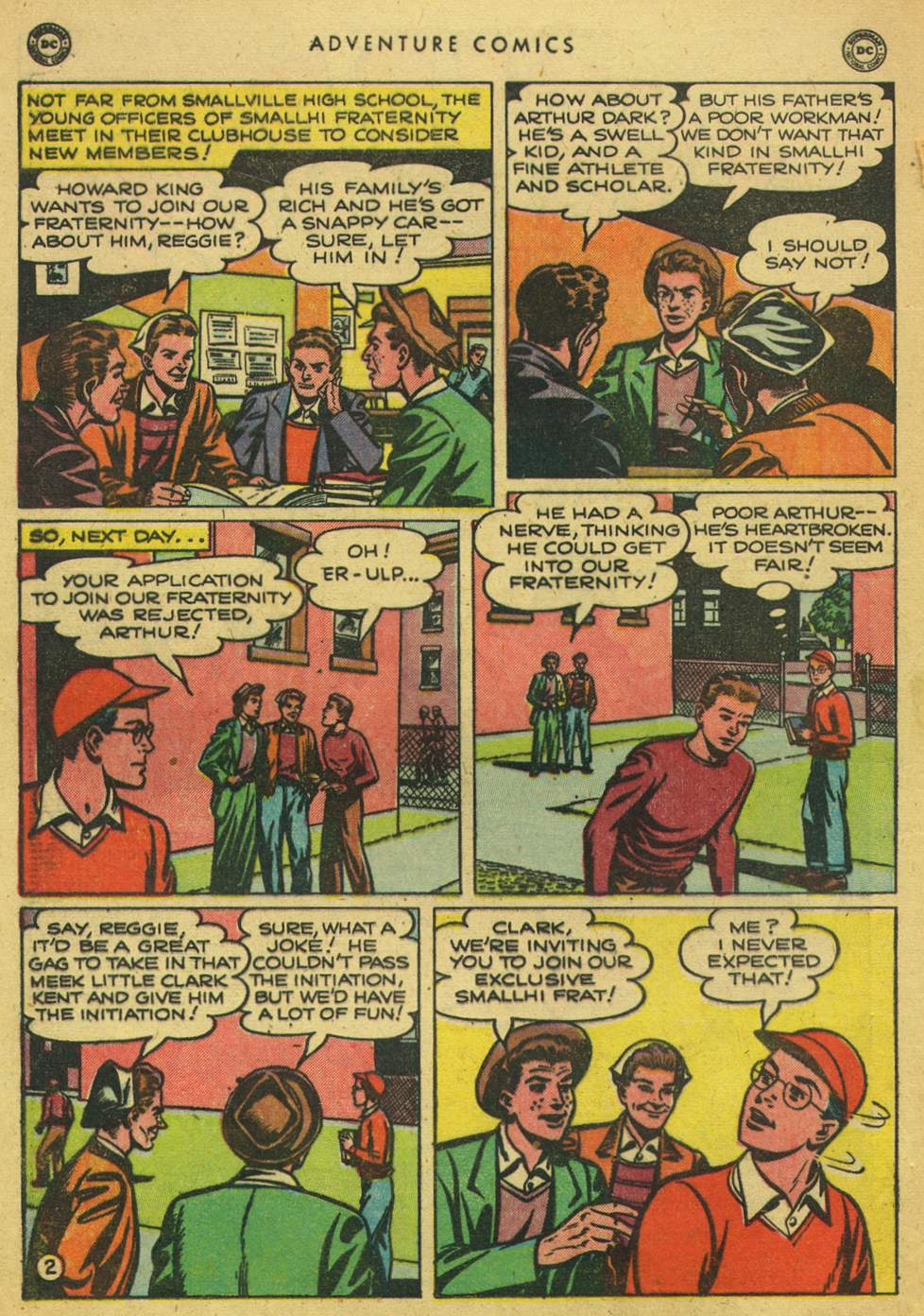 Read online Adventure Comics (1938) comic -  Issue #150 - 4