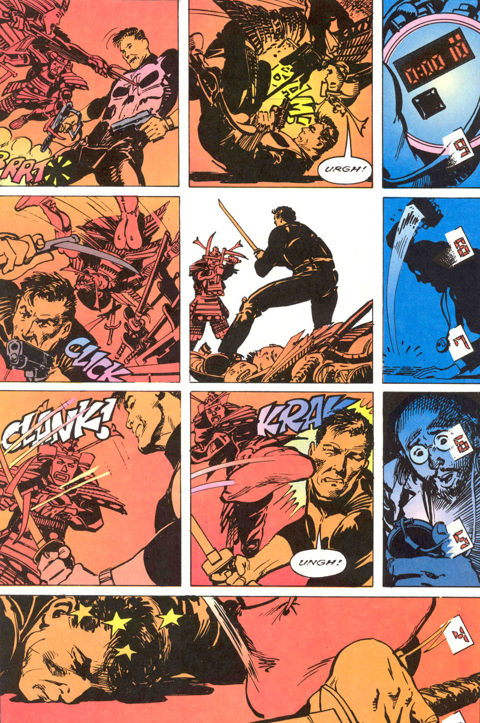 The Punisher Movie Special issue Full - Page 59