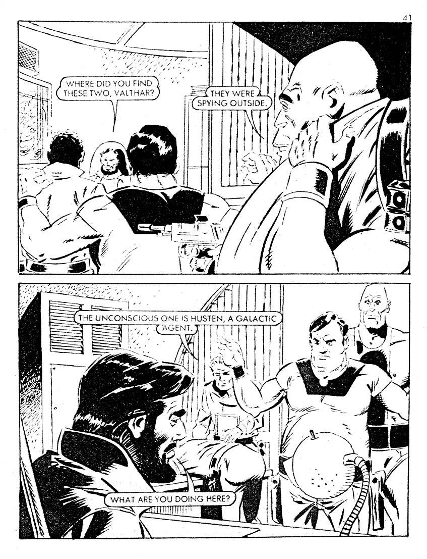 Starblazer issue 30 - Page 41