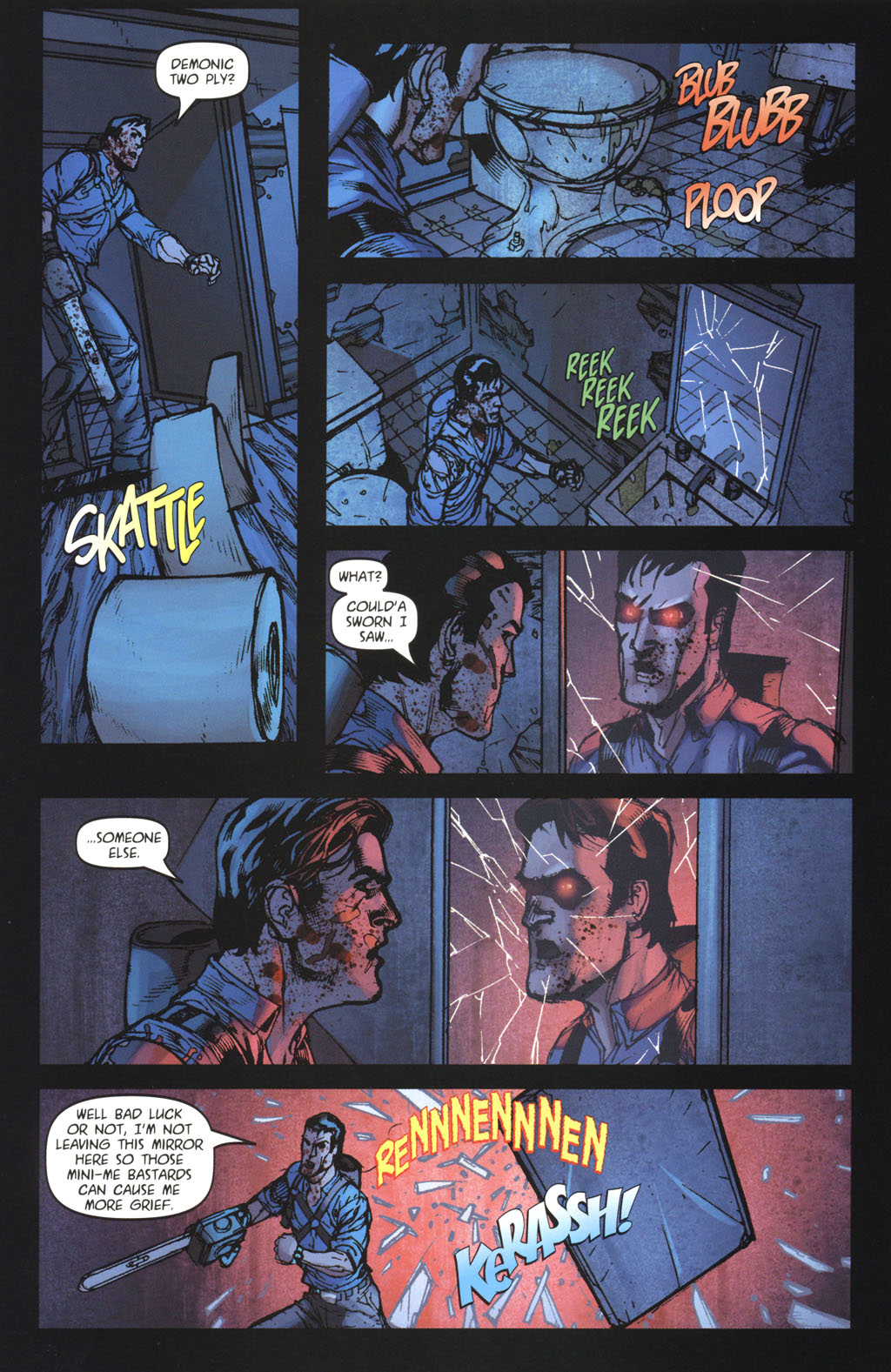 Army of Darkness (2006) Issue #6 #2 - English 22