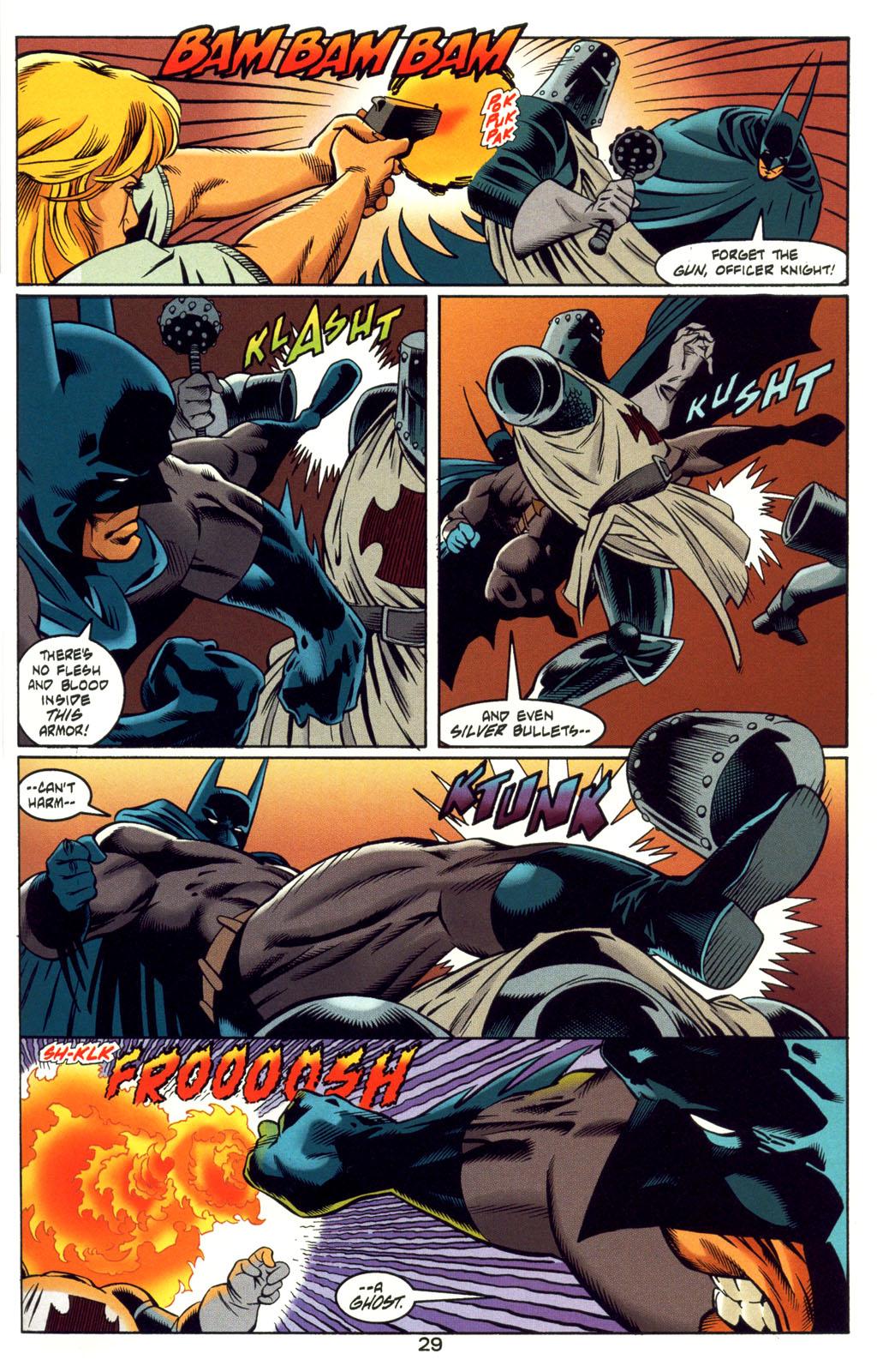 Read online Batman: Haunted Gotham comic -  Issue #4 - 29