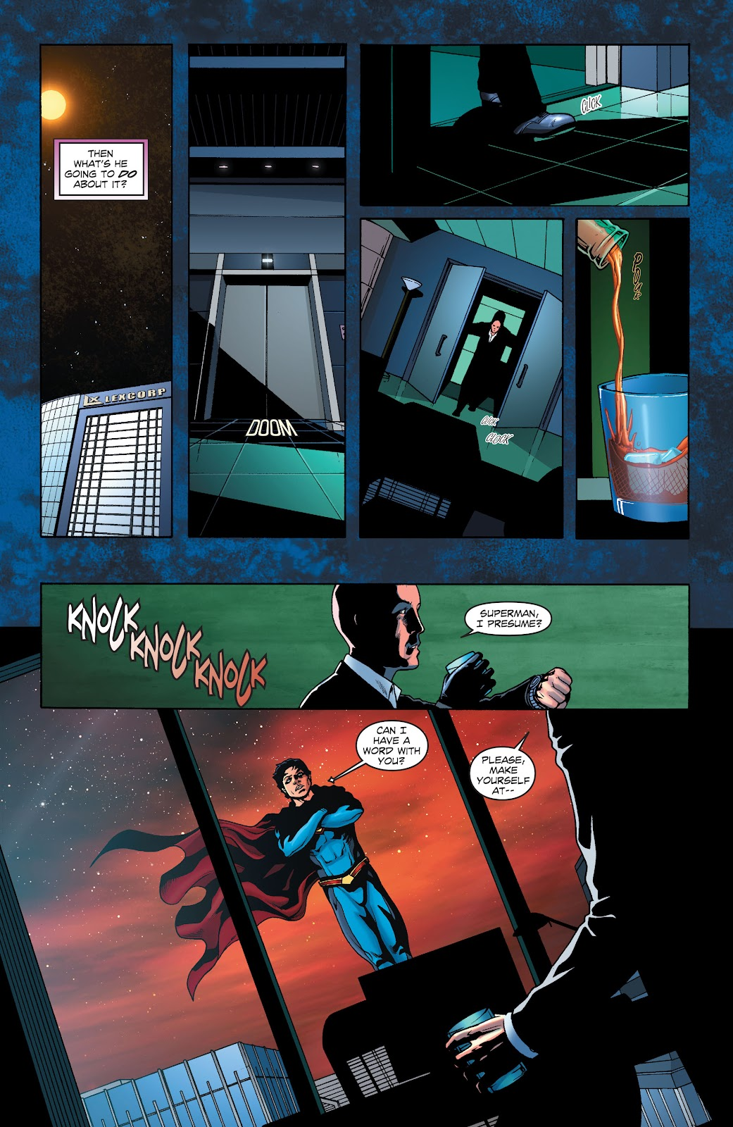 Read online Smallville Season 11 [II] comic -  Issue # TPB 1 - 77