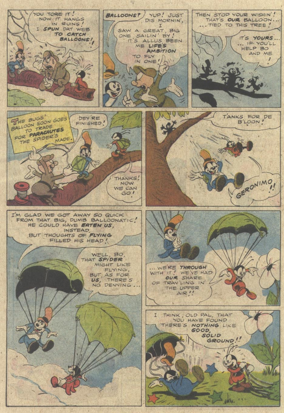 Walt Disney's Comics and Stories issue 529 - Page 20
