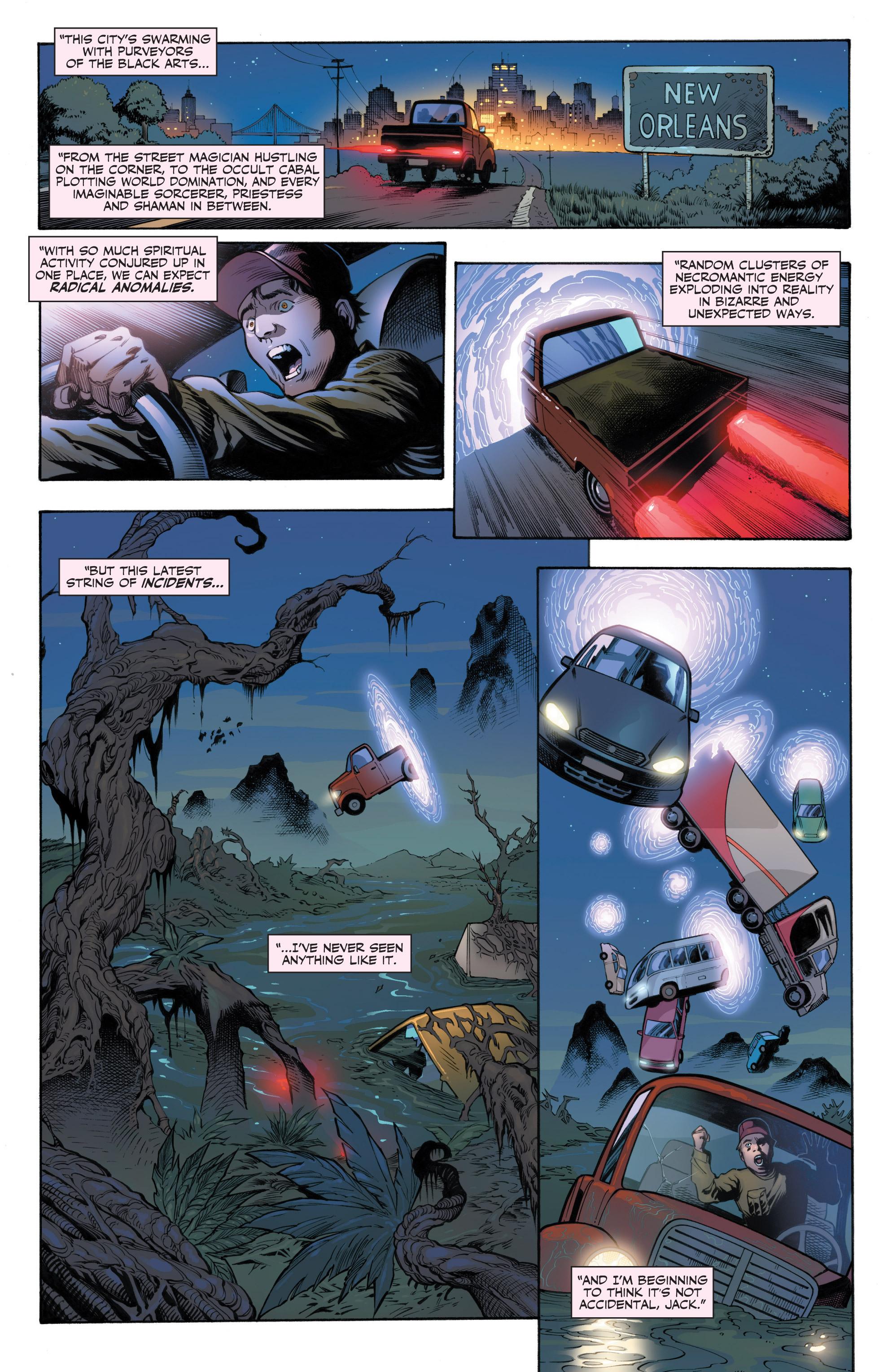 Read online Shadowman (2012) comic -  Issue #12 - 19