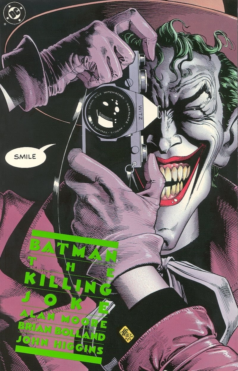 Batman: The Killing Joke issue Full - Page 1