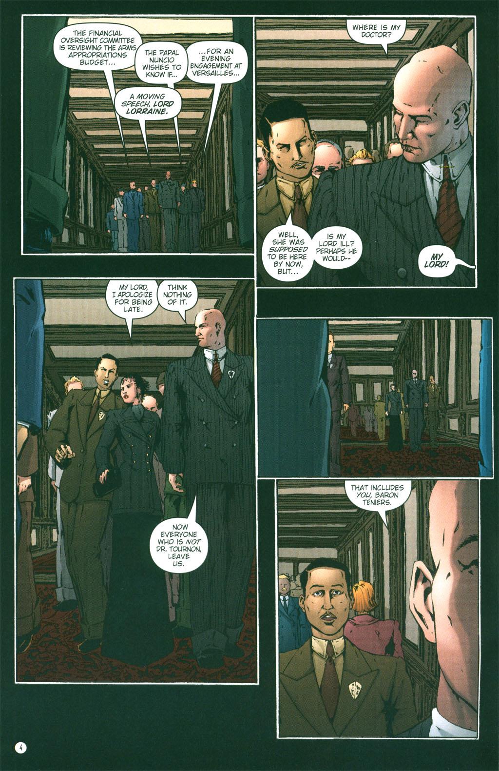 Read online Rex Mundi comic -  Issue #3 - 6