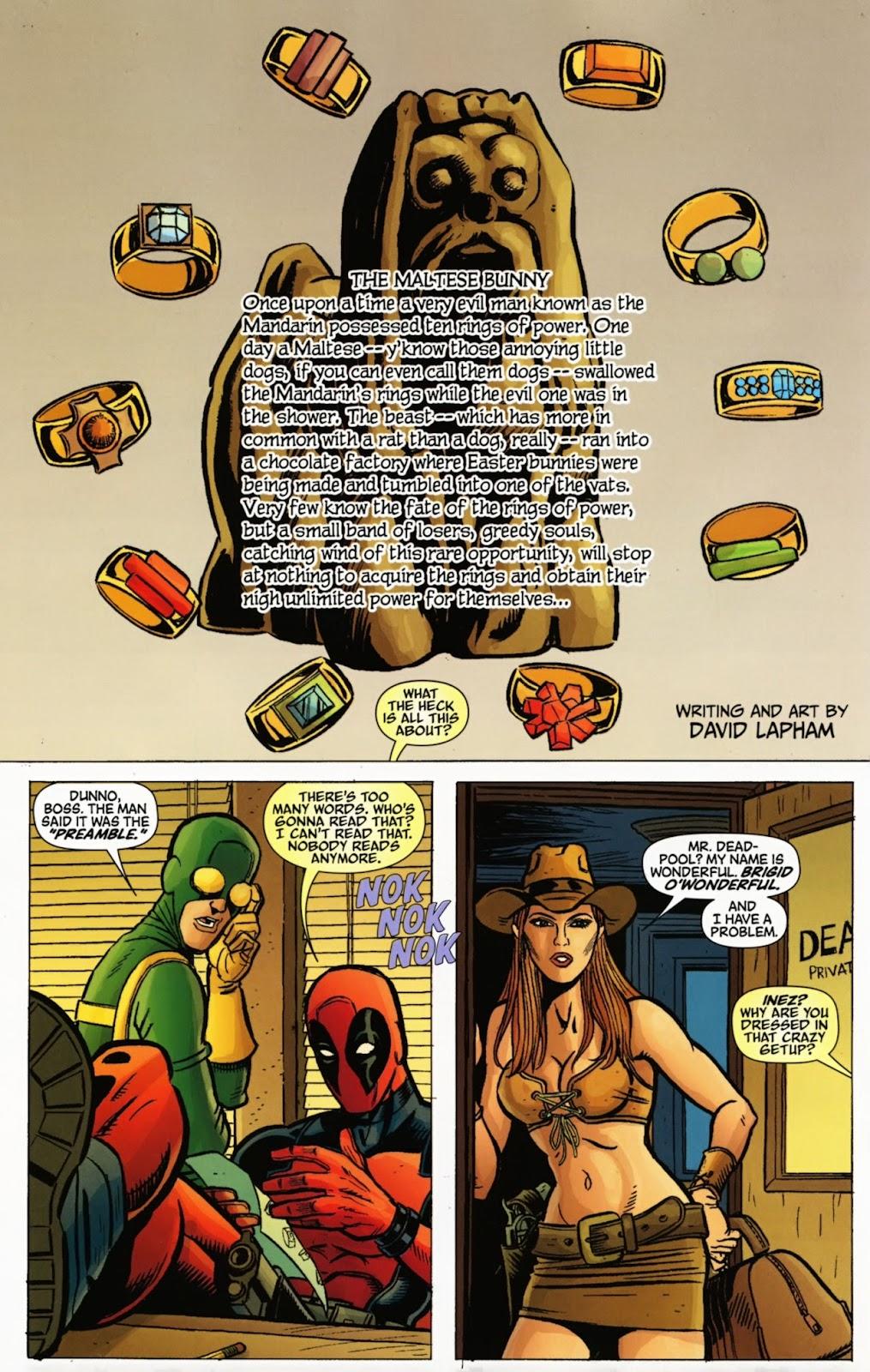 Read online Deadpool (2008) comic -  Issue #1000 - 14