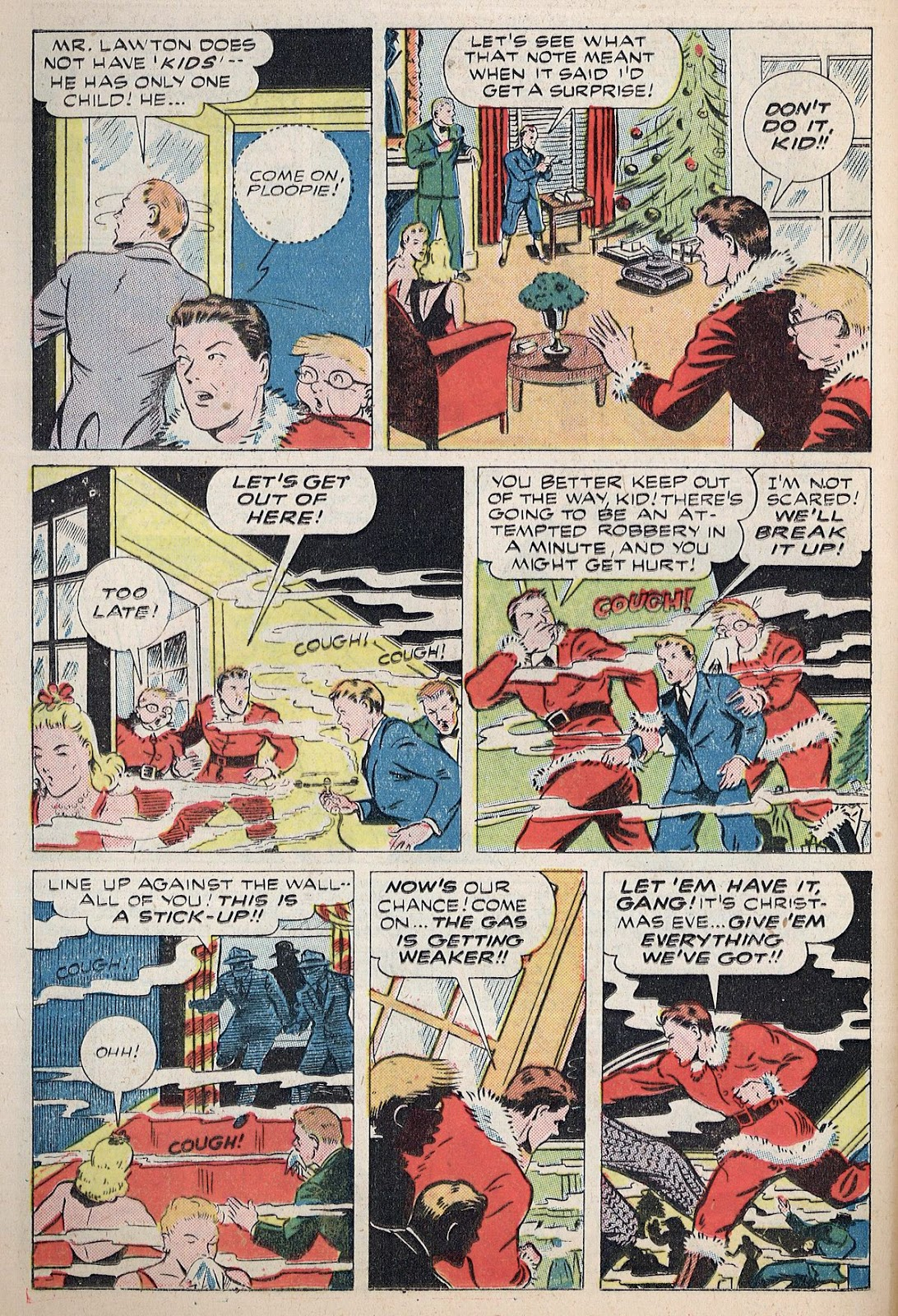 Exciting Comics (1940) issue 38 - Page 38