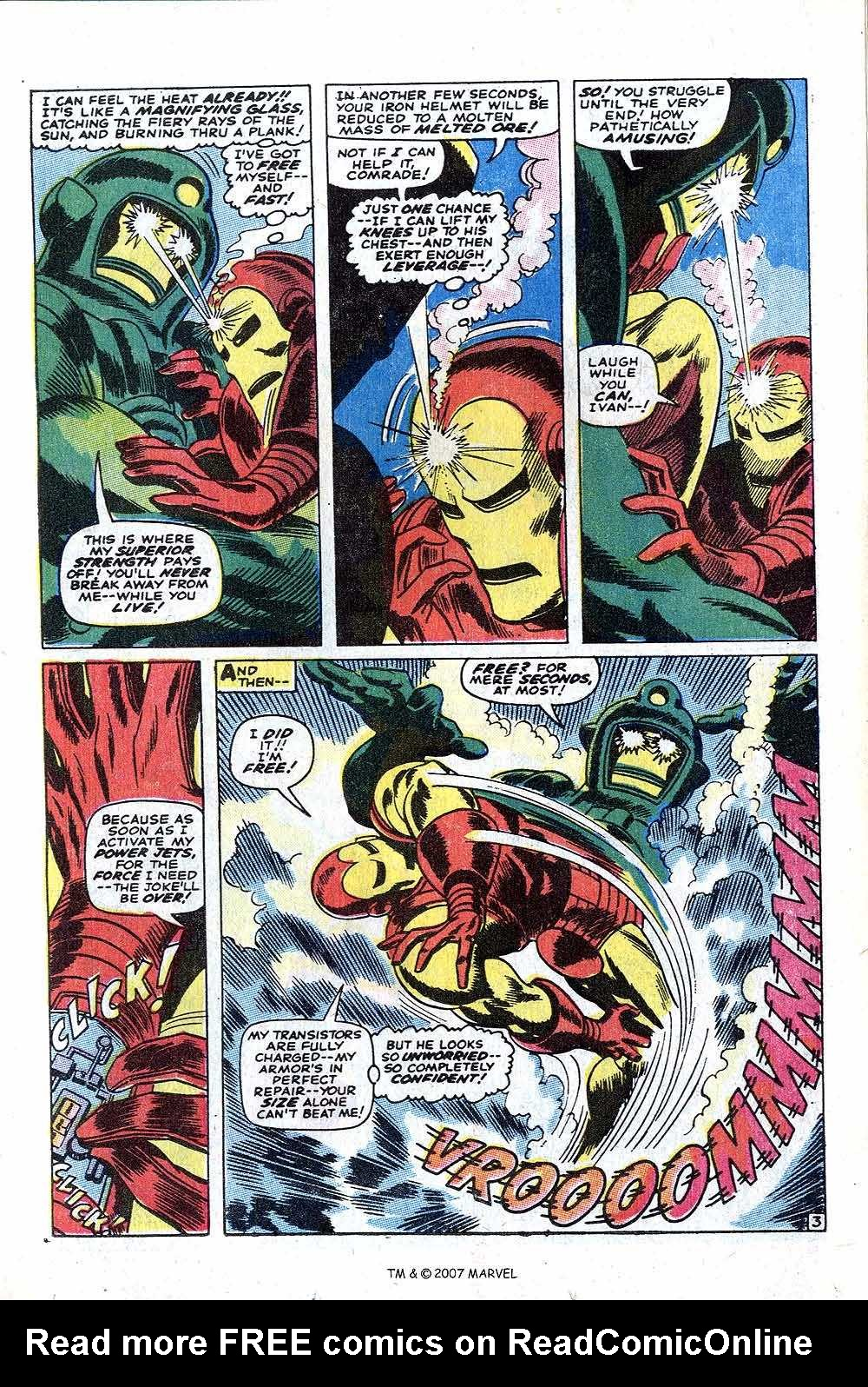 Iron Man Annual issue 2 - Page 35