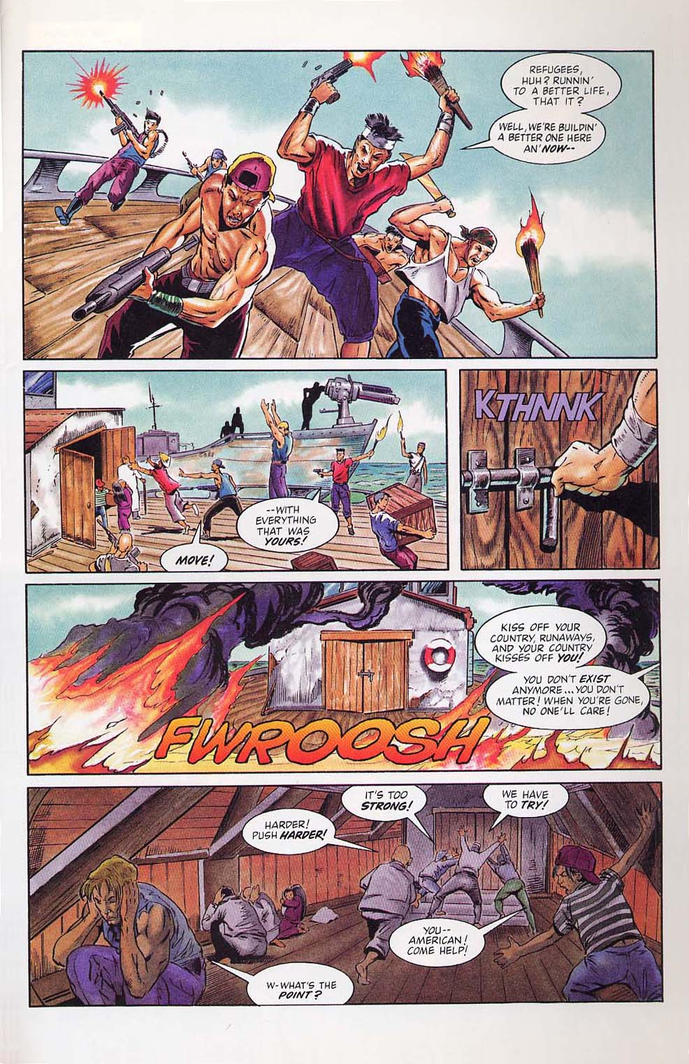 Read online Charlemagne comic -  Issue #1 - 35