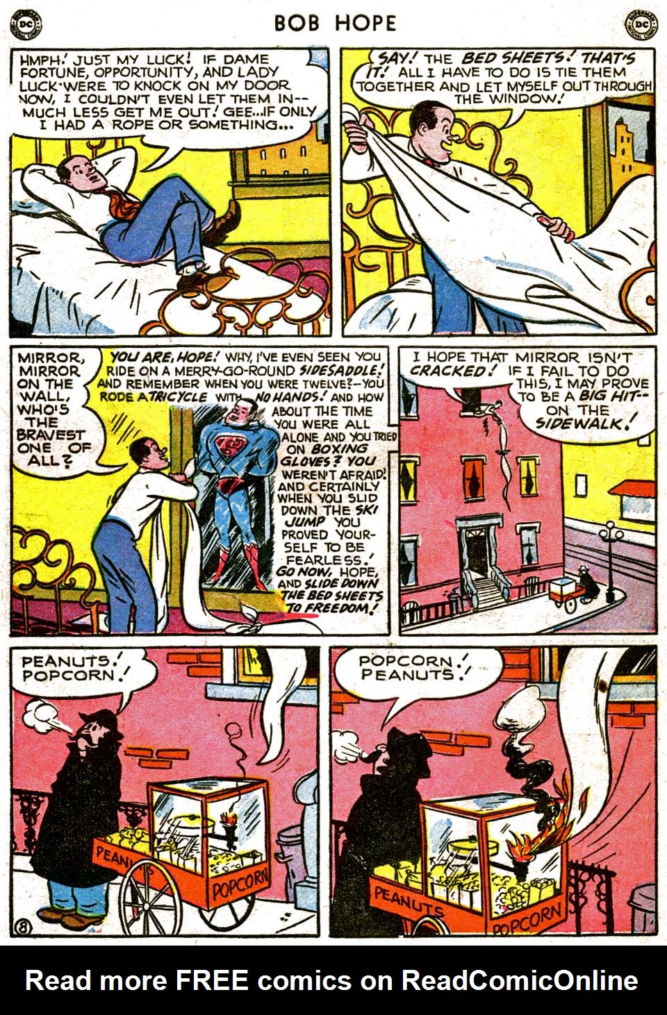 The Adventures of Bob Hope issue 1 - Page 44