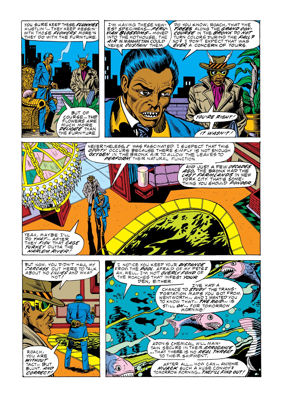 Read online Marvel Masterworks: Luke Cage, Power Man comic -  Issue # TPB 2 (Part 3) - 67