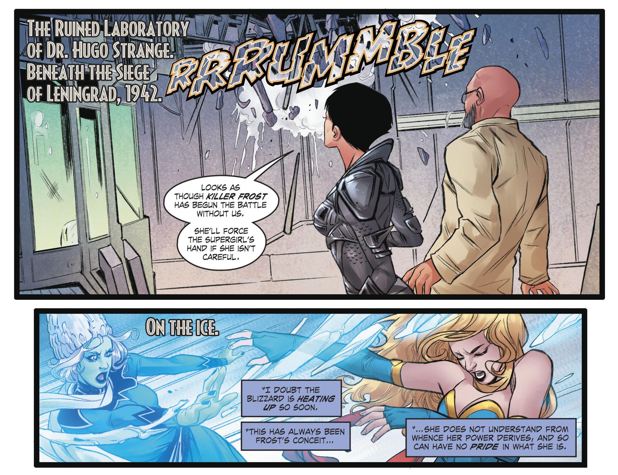 Read online DC Comics: Bombshells comic -  Issue #93 - 4