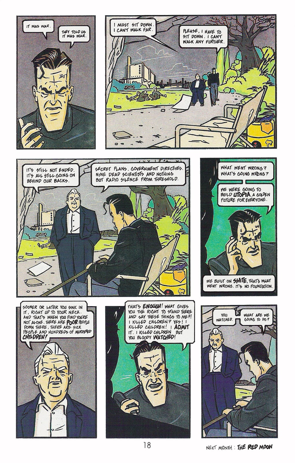 Read online Dare comic -  Issue #2 - 19