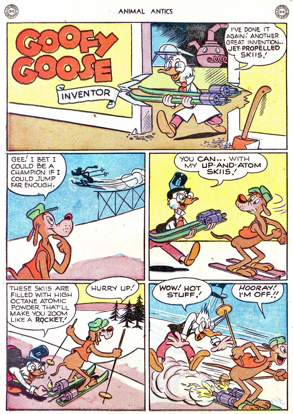 Read online Animal Antics comic -  Issue #11 - 38