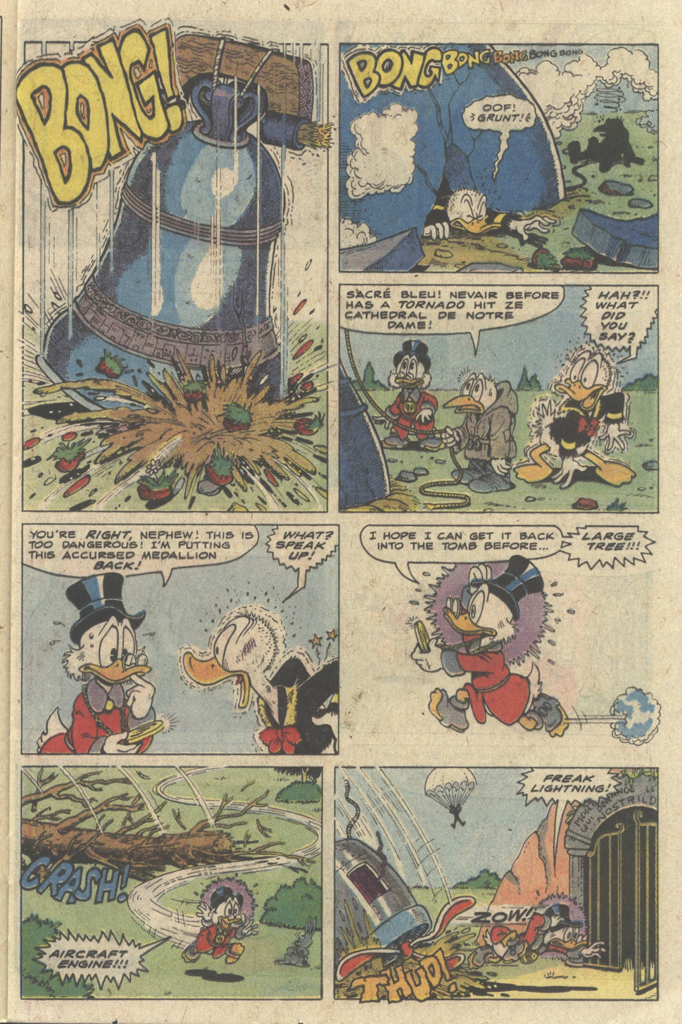Read online Uncle Scrooge (1953) comic -  Issue #235 - 13