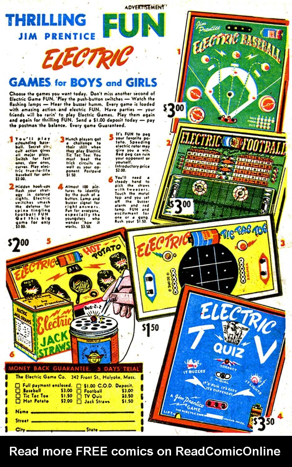 Read online Adventure Comics (1938) comic -  Issue #184 - 42