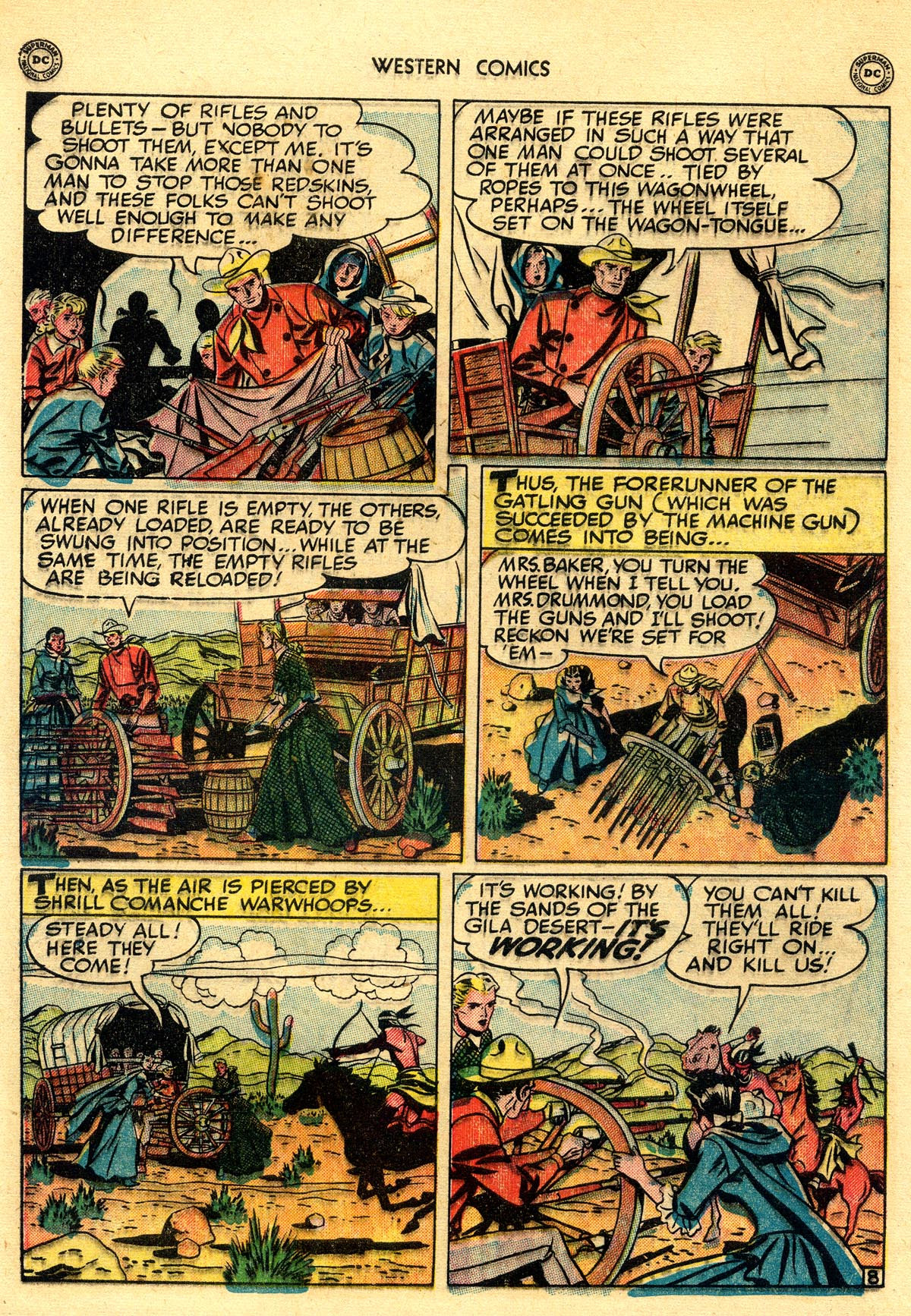 Western Comics issue 19 - Page 10