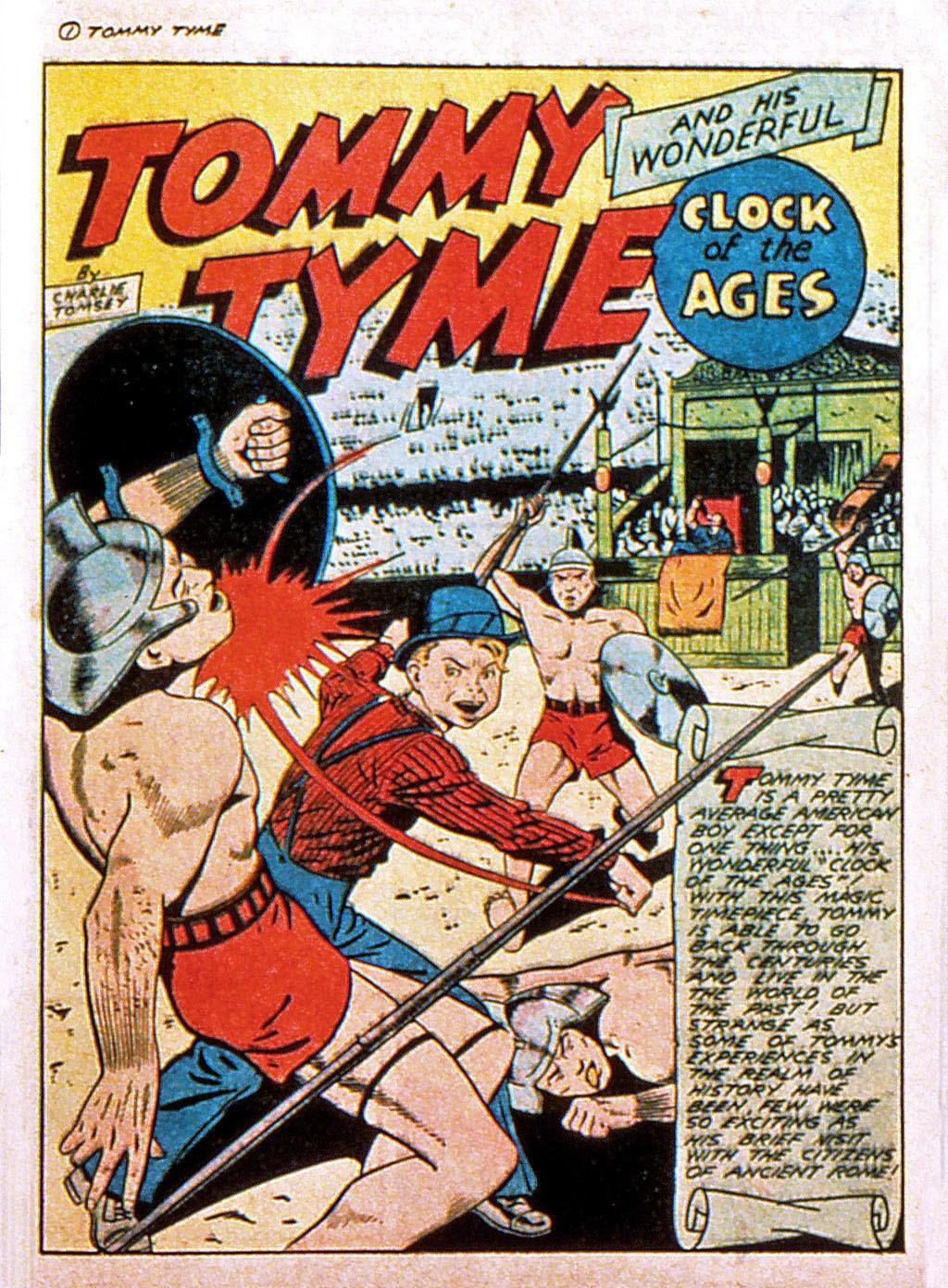 Read online Mystic Comics (1944) comic -  Issue #1 - 35