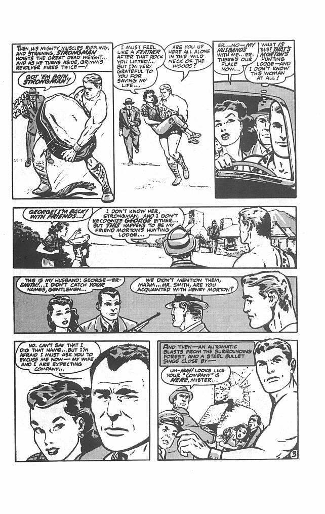 Read online Men of Mystery Comics comic -  Issue #24 - 27