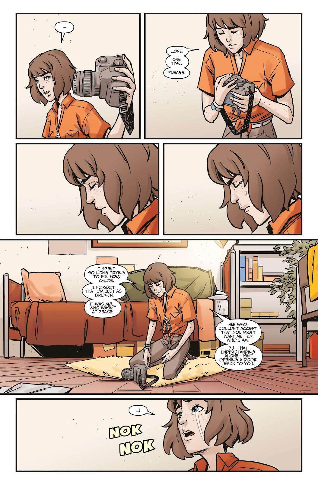 Read online Life is Strange comic -  Issue #6 - 23