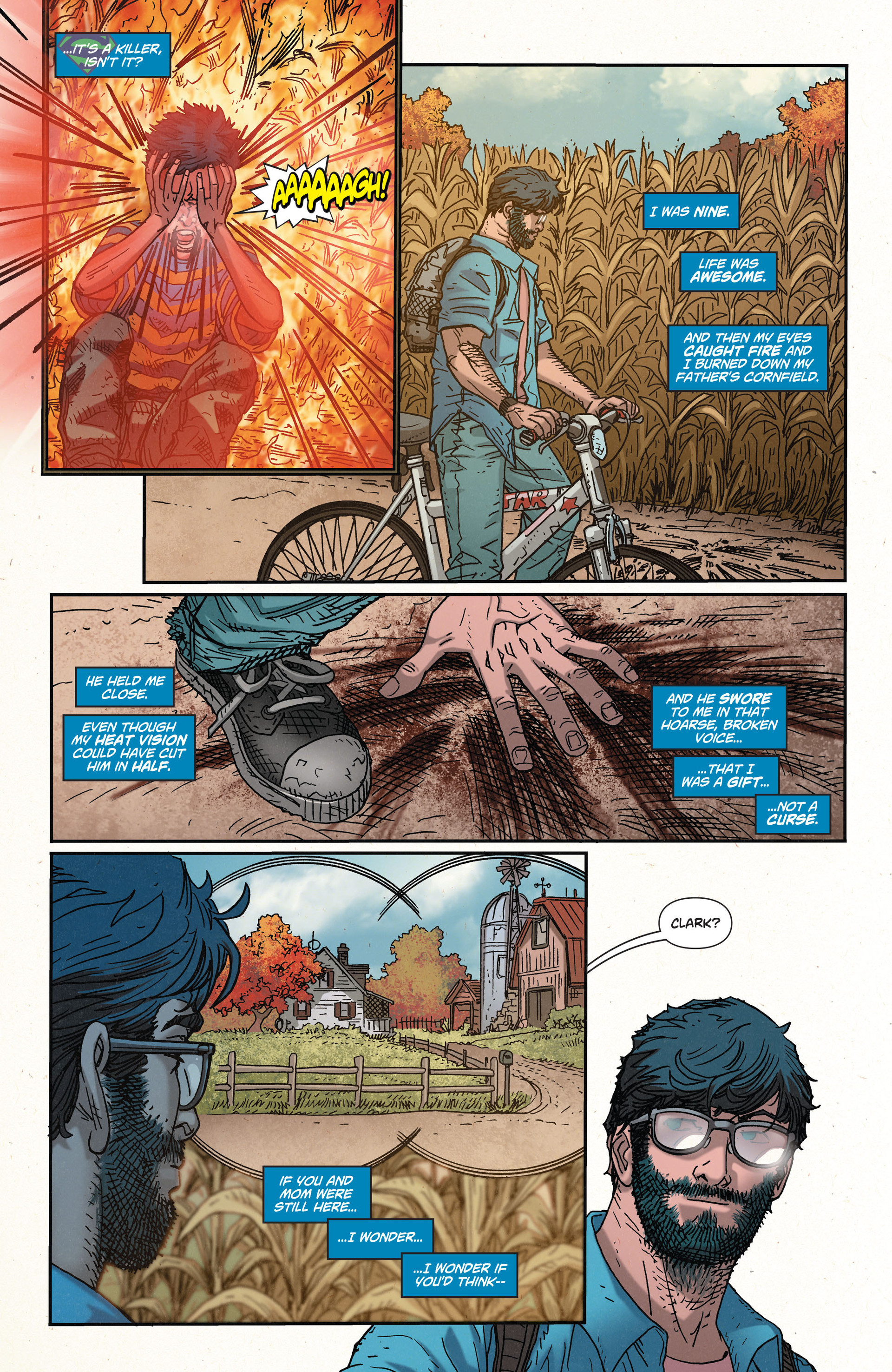 Read online Action Comics (2011) comic -  Issue #35 - 10