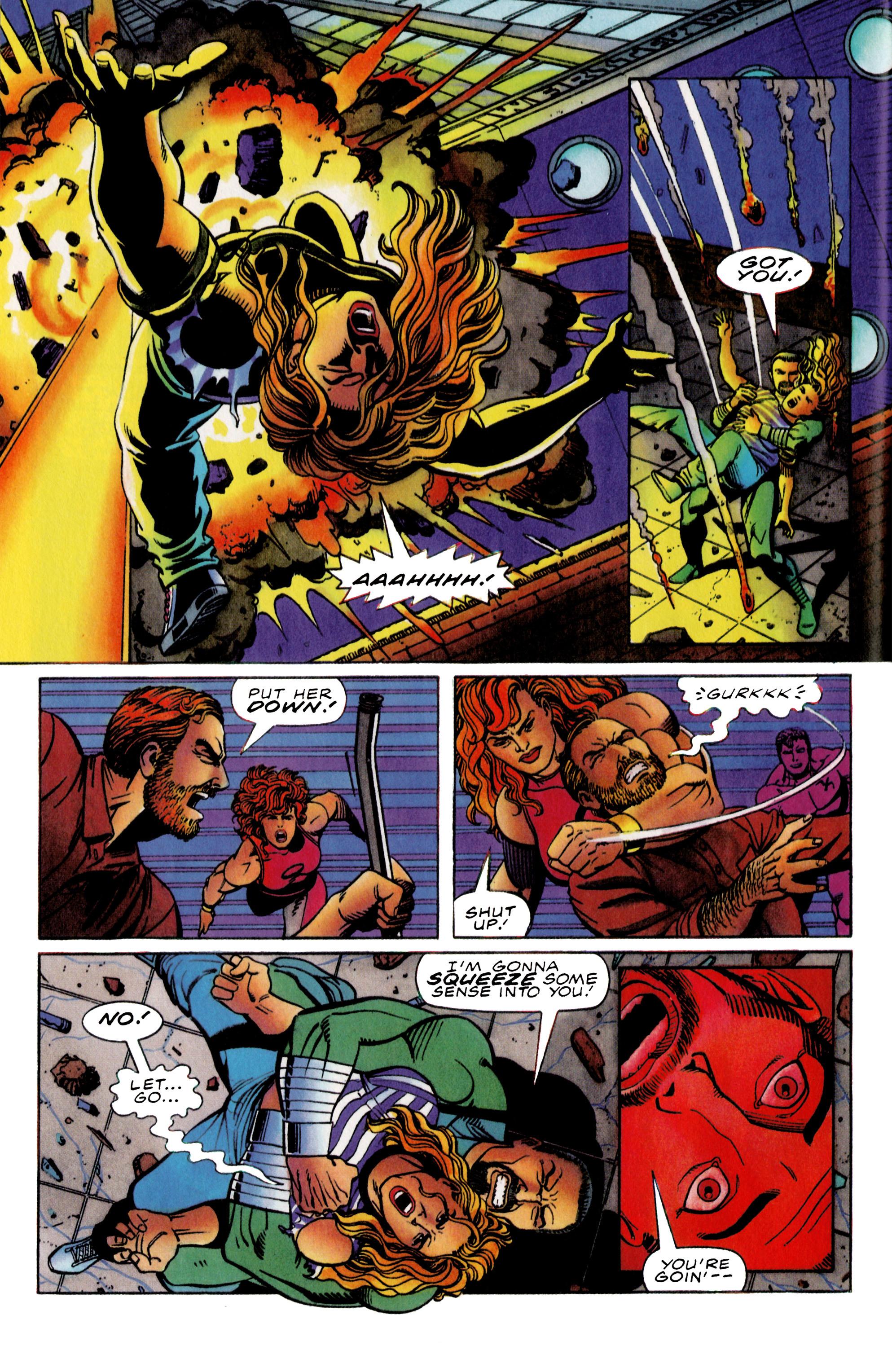 Read online Harbinger (1992) comic -  Issue #36 - 5
