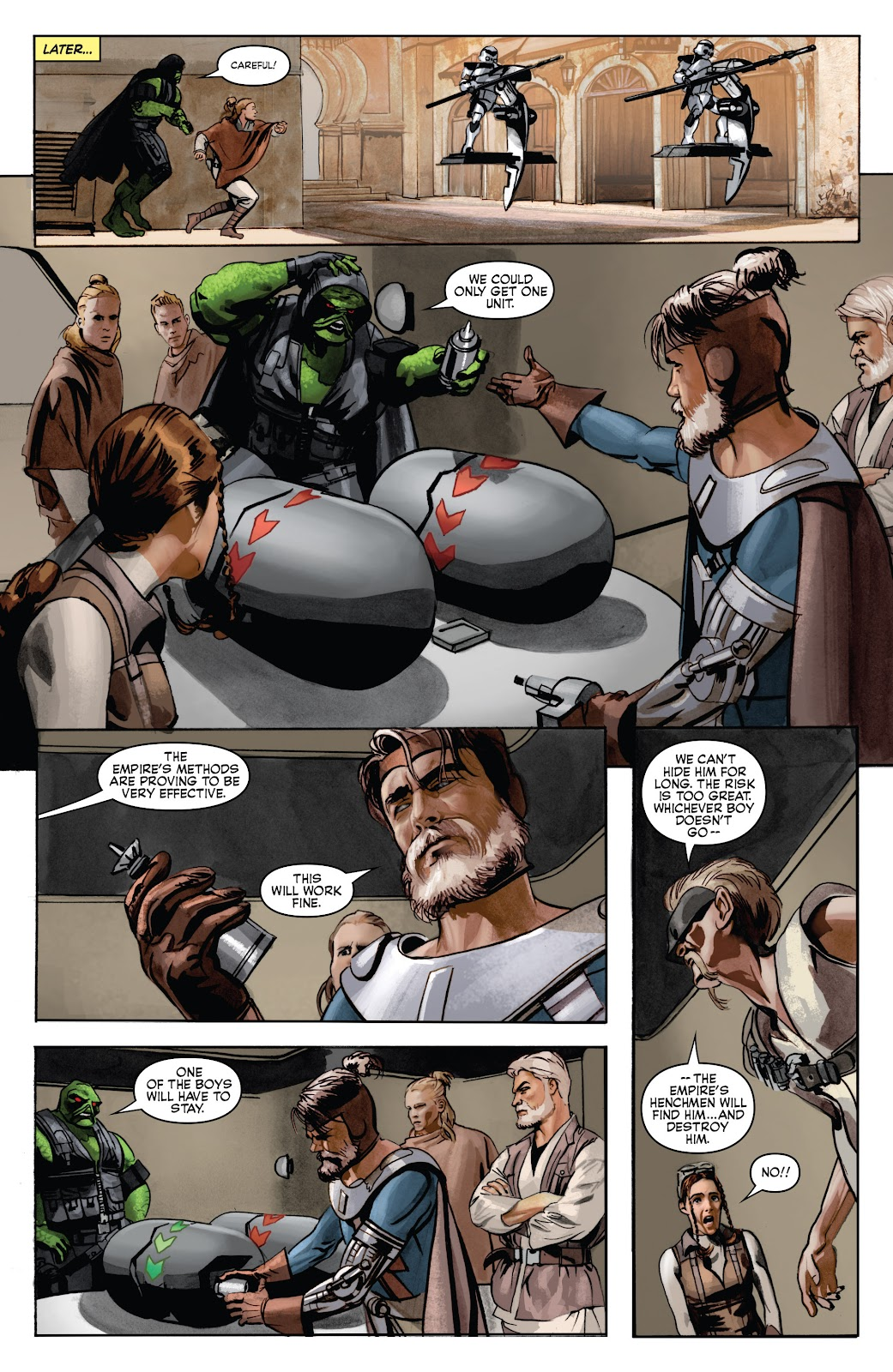 Read online Star Wars Legends: Infinities - Epic Collection comic -  Issue # TPB (Part 4) - 88