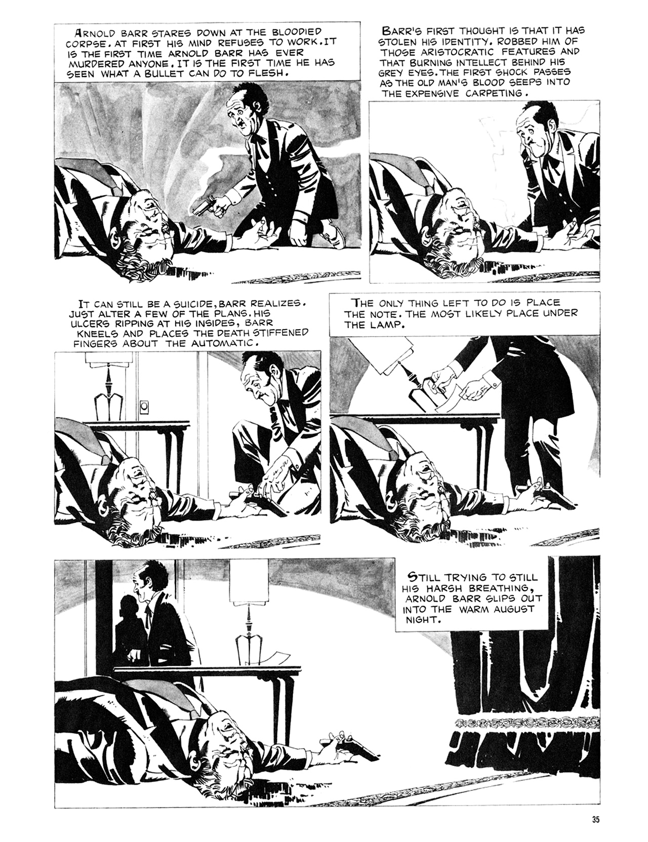 Read online Eerie Archives comic -  Issue # TPB 8 - 36