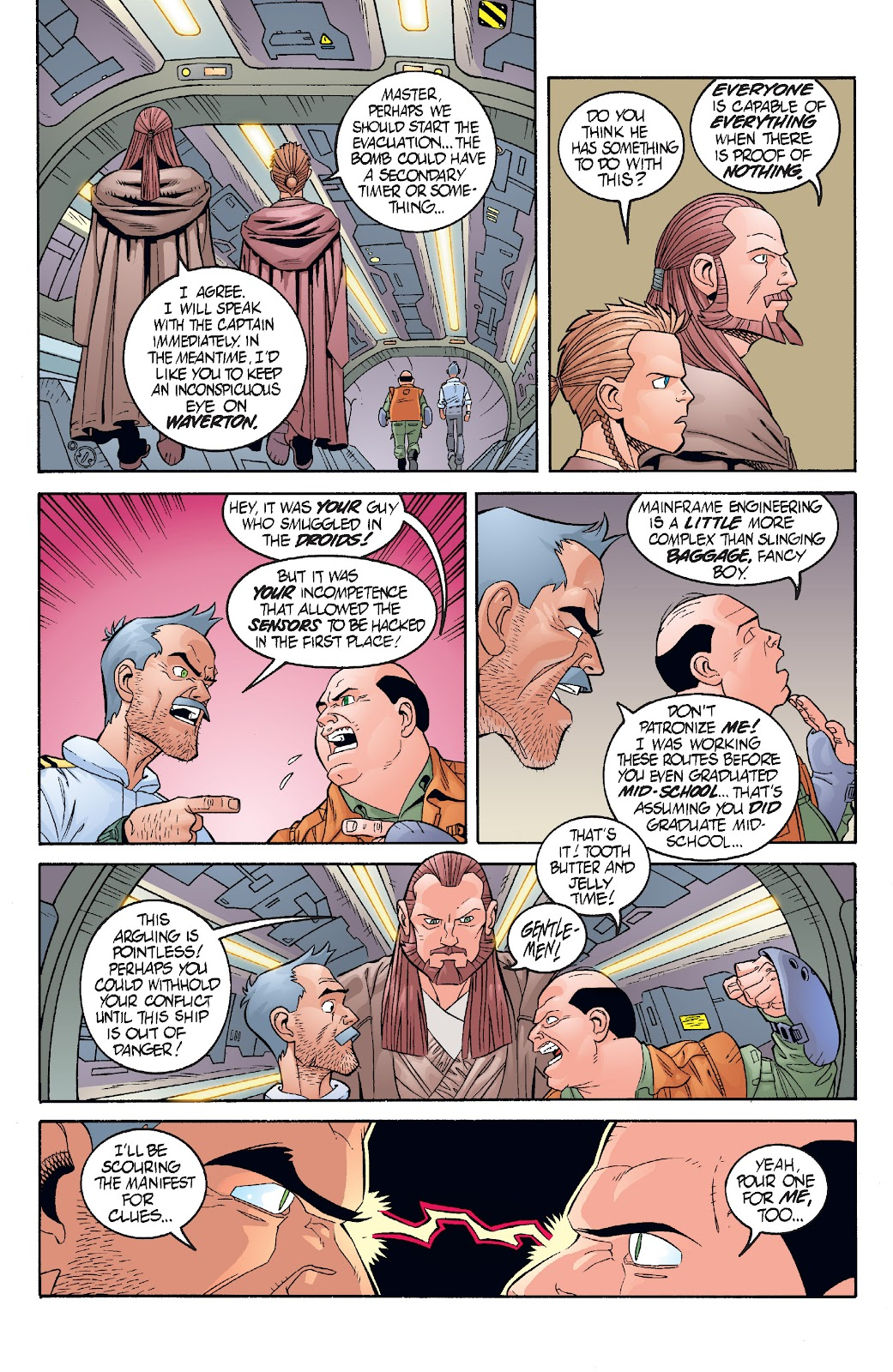 Read online Star Wars Legends: Rise of the Sith - Epic Collection comic -  Issue # TPB 1 (Part 3) - 53