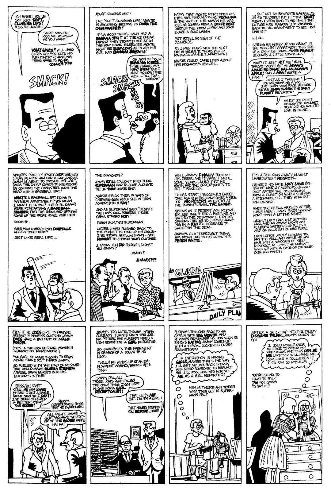 Read online The Nearly Complete Essential Hembeck Archives Omnibus comic -  Issue # TPB (Part 2) - 66