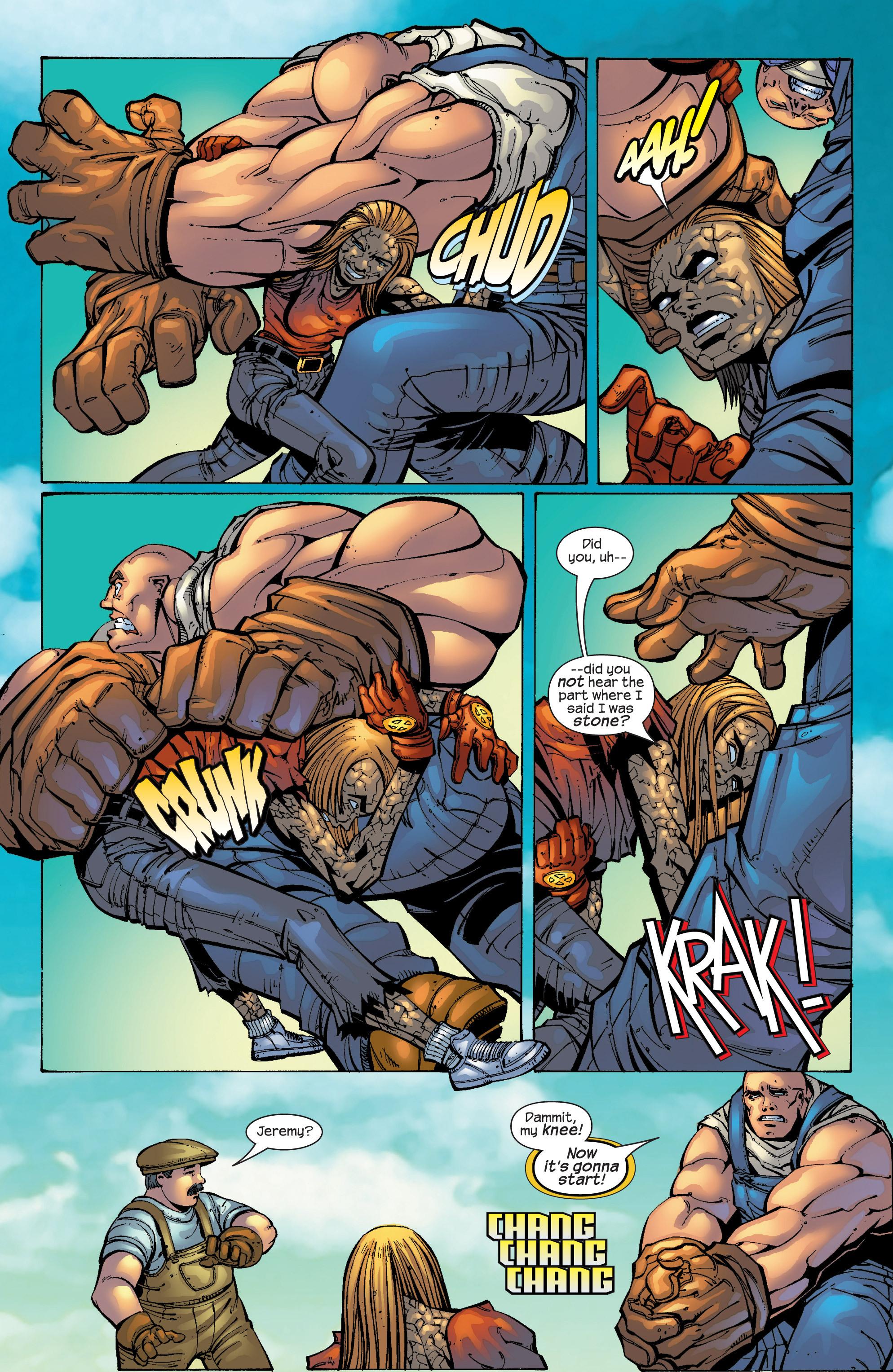 Read online Uncanny X-Men (1963) comic -  Issue #427 - 17