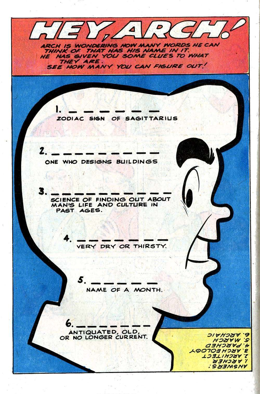 Read online Archie (1960) comic -  Issue #261 - 18