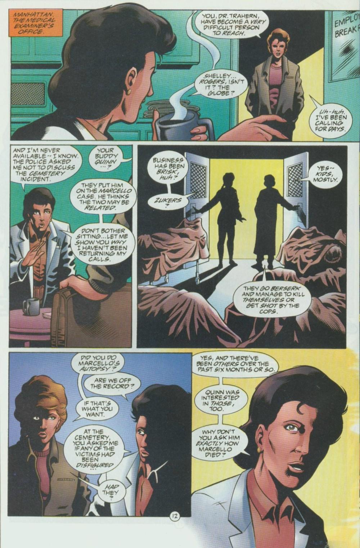 Read online Sludge comic -  Issue #8 - 13