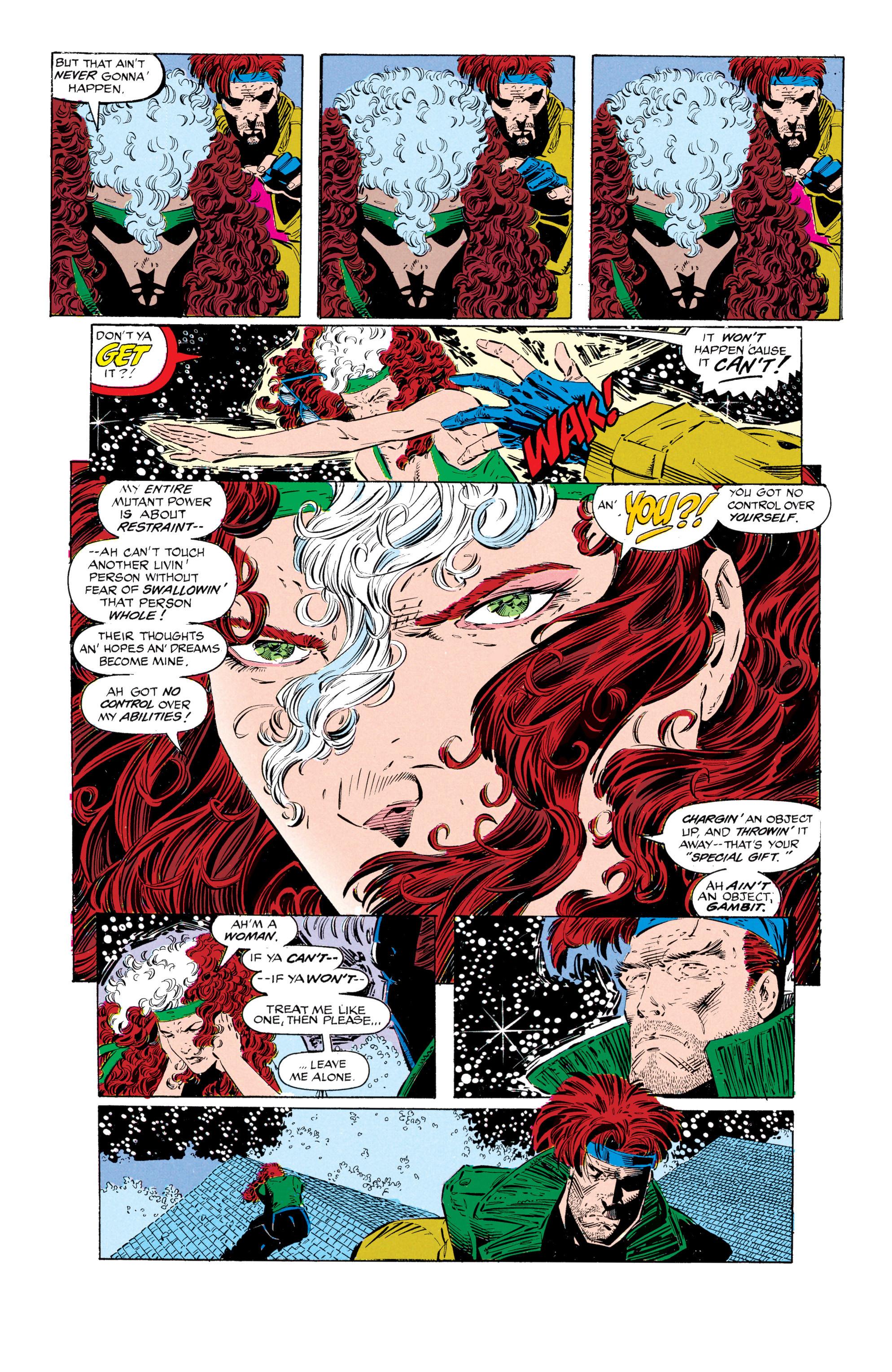 Read online Uncanny X-Men (1963) comic -  Issue #297 - 13