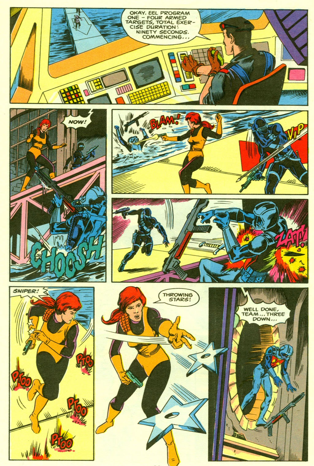 G.I. Joe European Missions issue 9 - Page 27