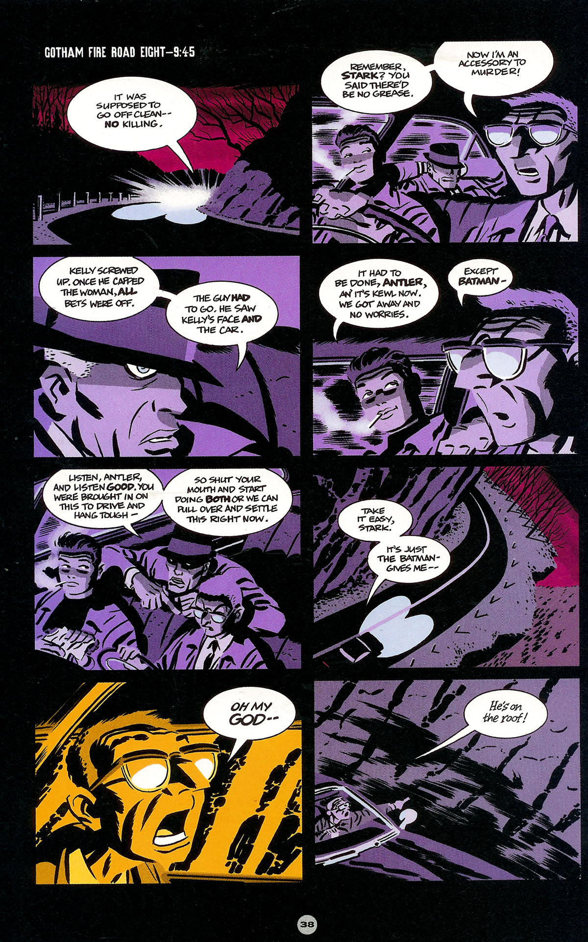 Read online Solo (2004) comic -  Issue #5 - 37