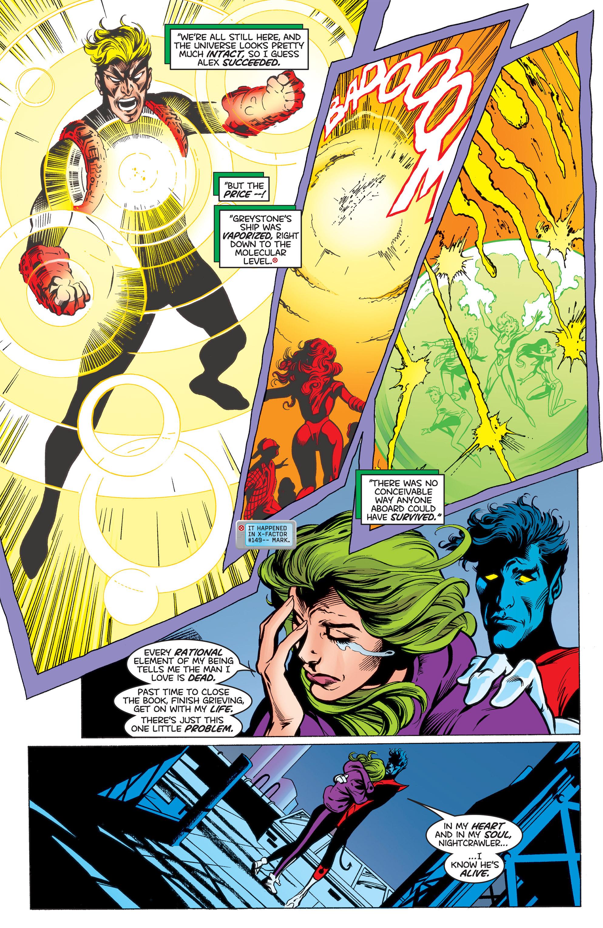 X-Men (1991) 93 Page 17