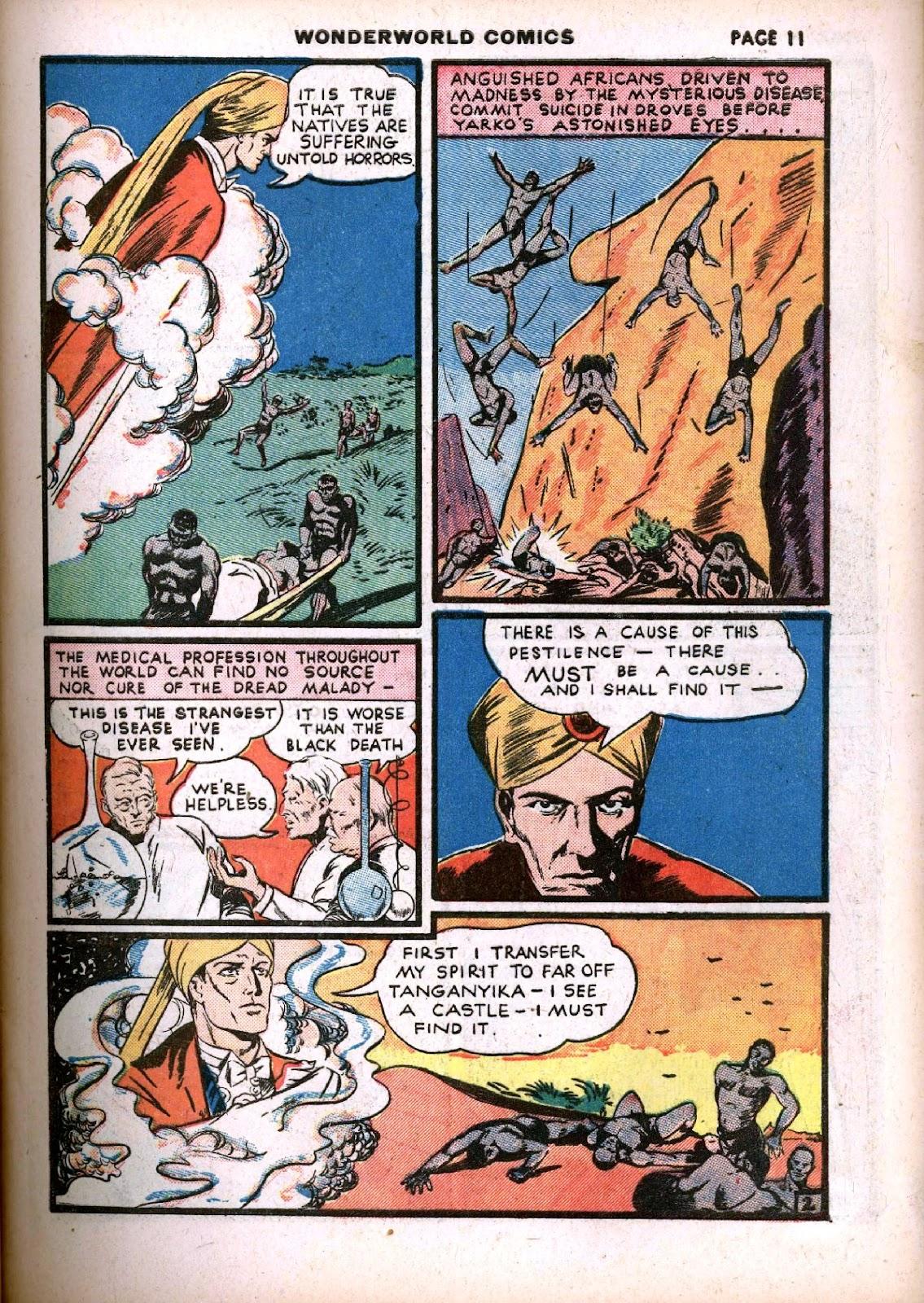 Wonderworld Comics issue 14 - Page 13